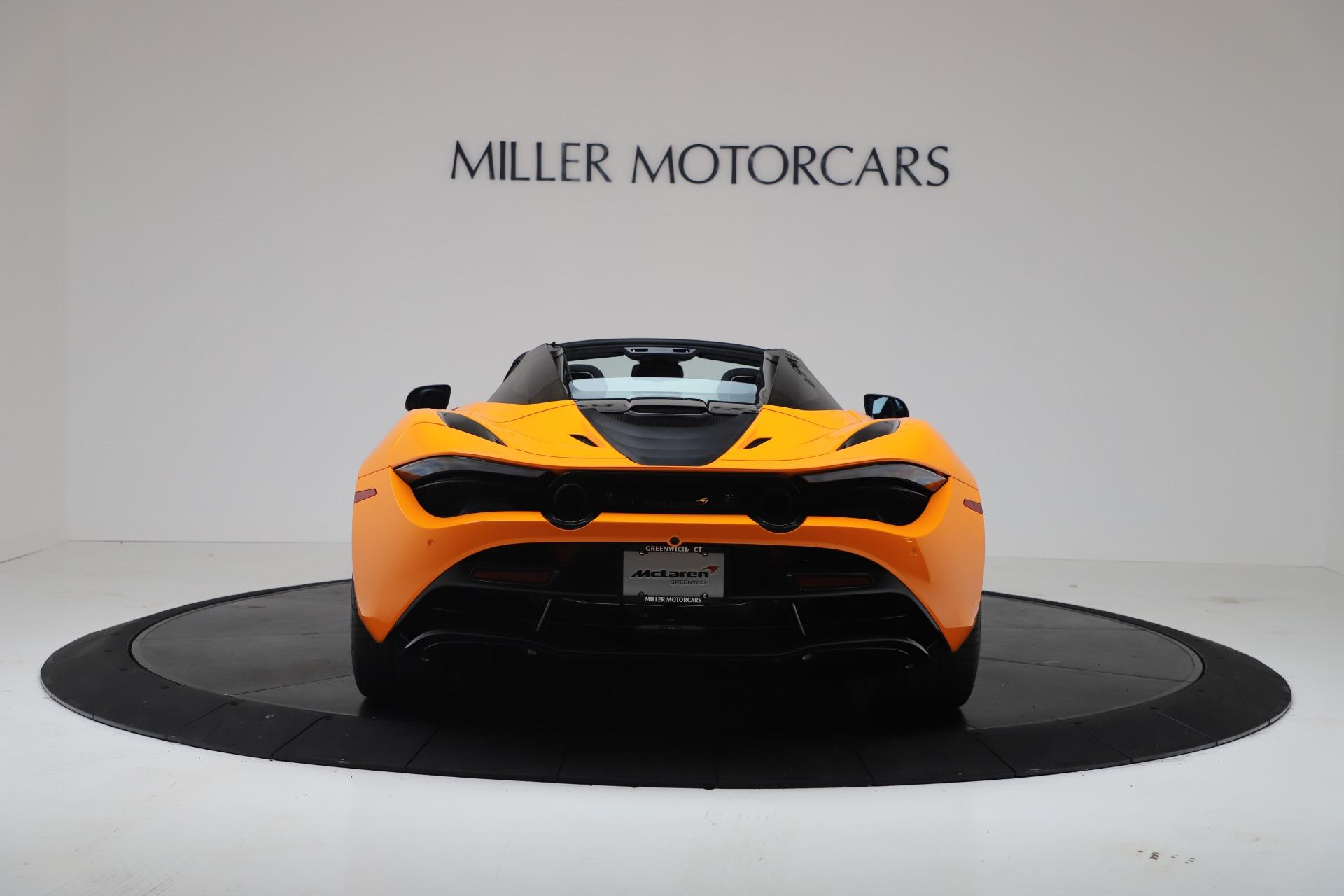 New 2020 McLaren 720S Convertible For Sale In Westport, CT 3477_p6