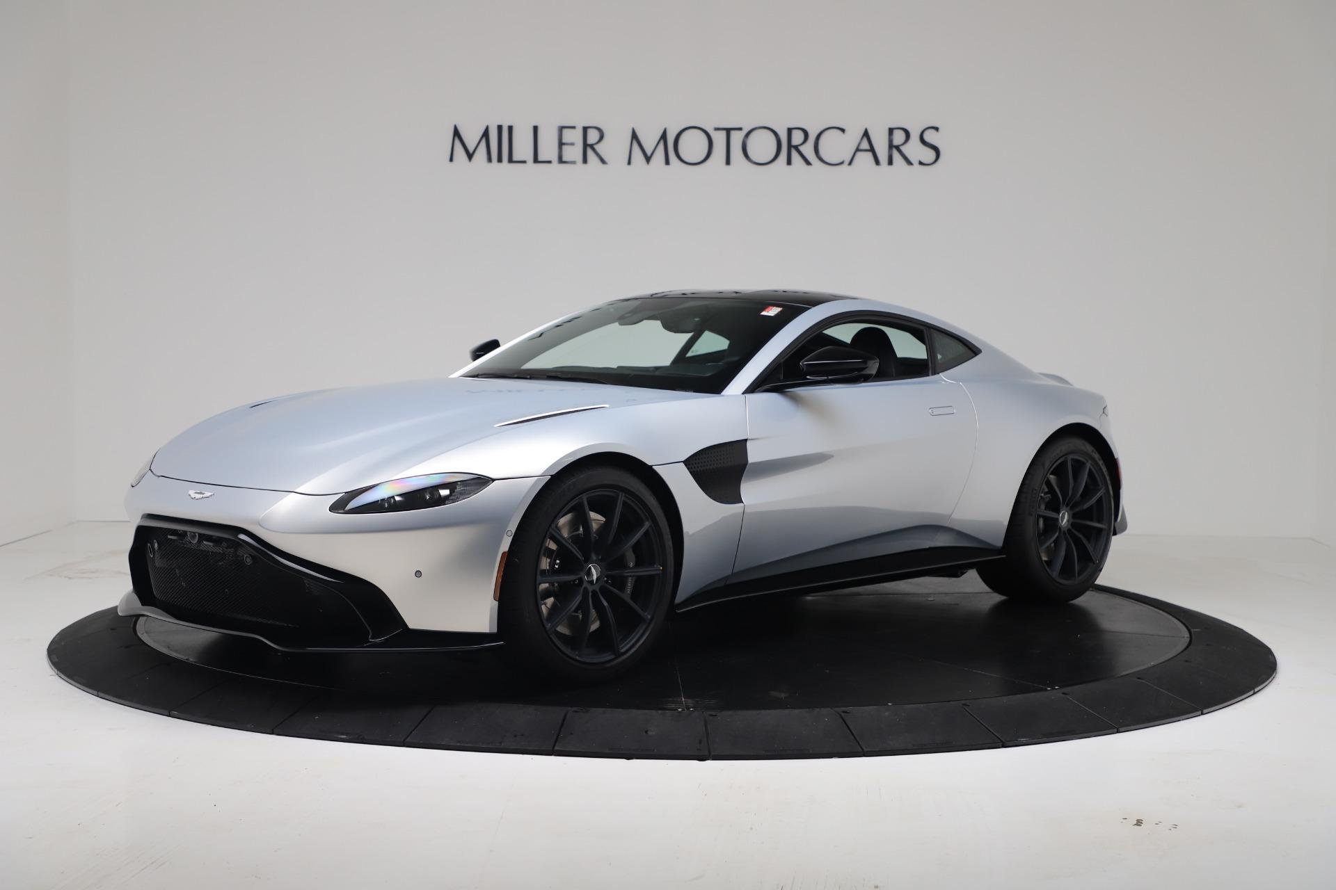 New 2020 Aston Martin Vantage V8 For Sale In Westport, CT 3481_main