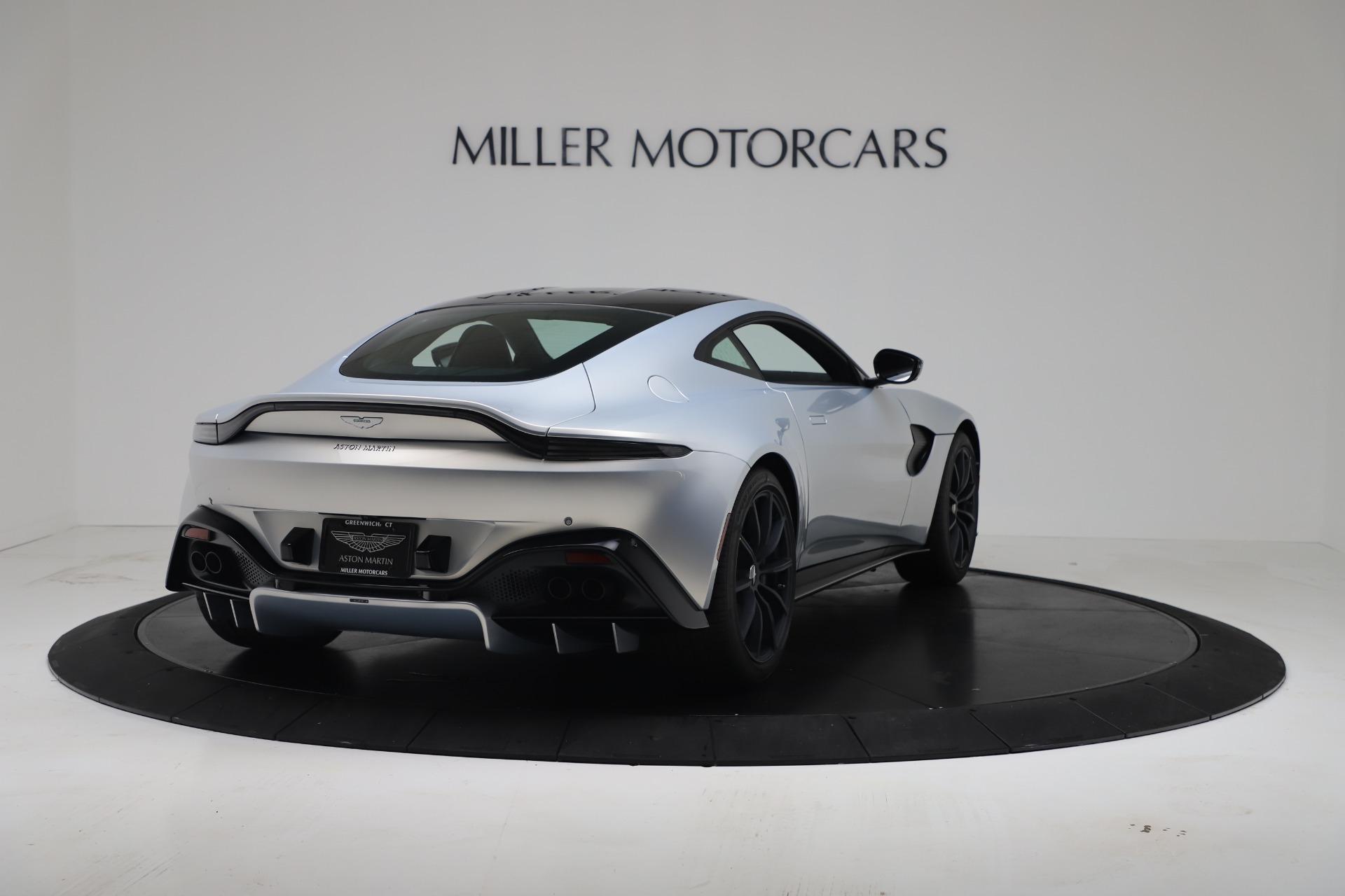 New 2020 Aston Martin Vantage V8 For Sale In Westport, CT 3481_p16