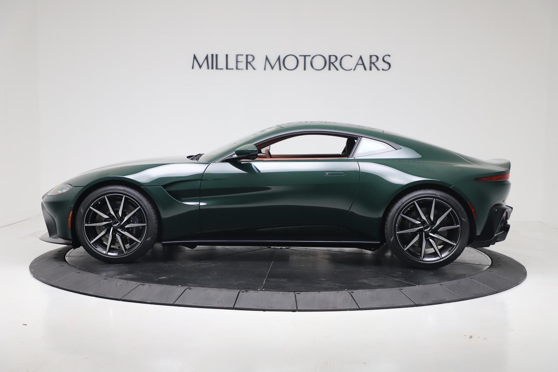 New 2020 Aston Martin Vantage V8 For Sale In Westport, CT 3483_p12