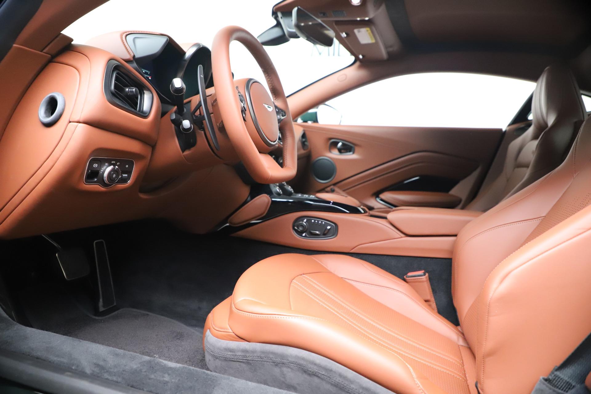 New 2020 Aston Martin Vantage V8 For Sale In Westport, CT 3483_p14