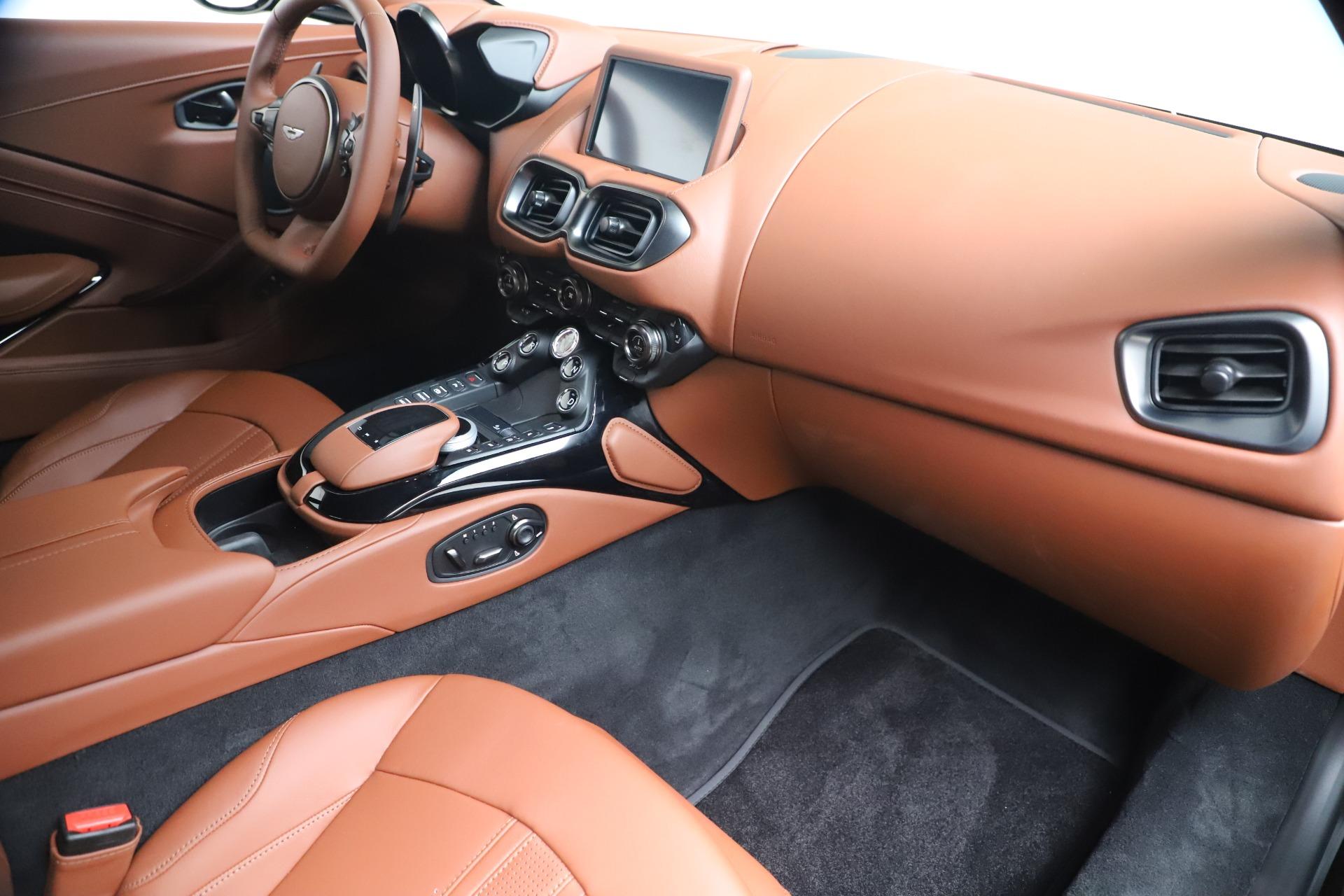 New 2020 Aston Martin Vantage V8 For Sale In Westport, CT 3483_p17