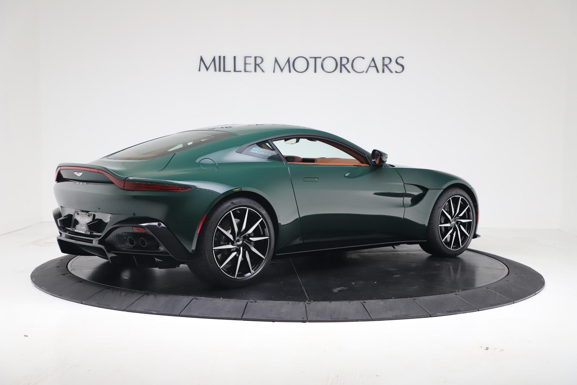 New 2020 Aston Martin Vantage V8 For Sale In Westport, CT 3483_p7