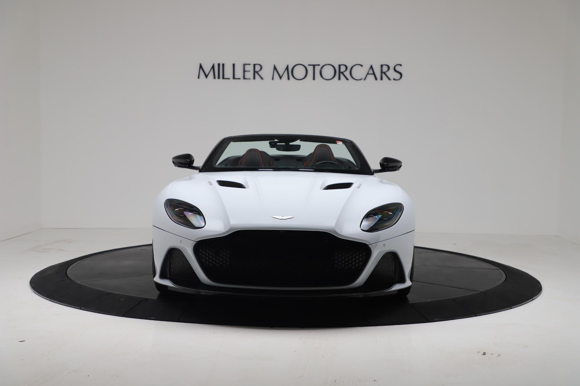 New 2020 Aston Martin DBS Superleggera Volante Convertible For Sale In Westport, CT 3484_p11