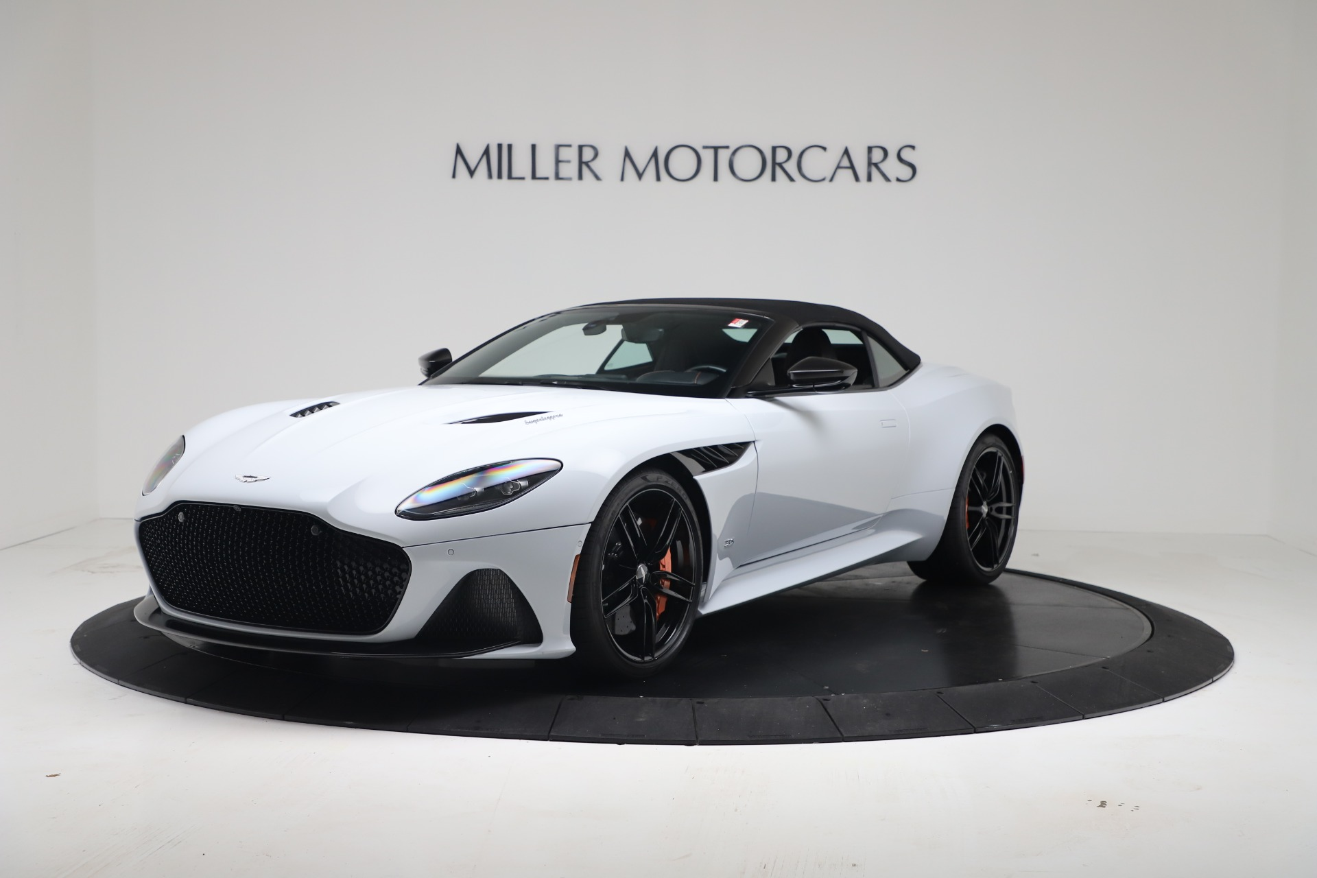 New 2020 Aston Martin DBS Superleggera Volante Convertible For Sale In Westport, CT 3484_p13