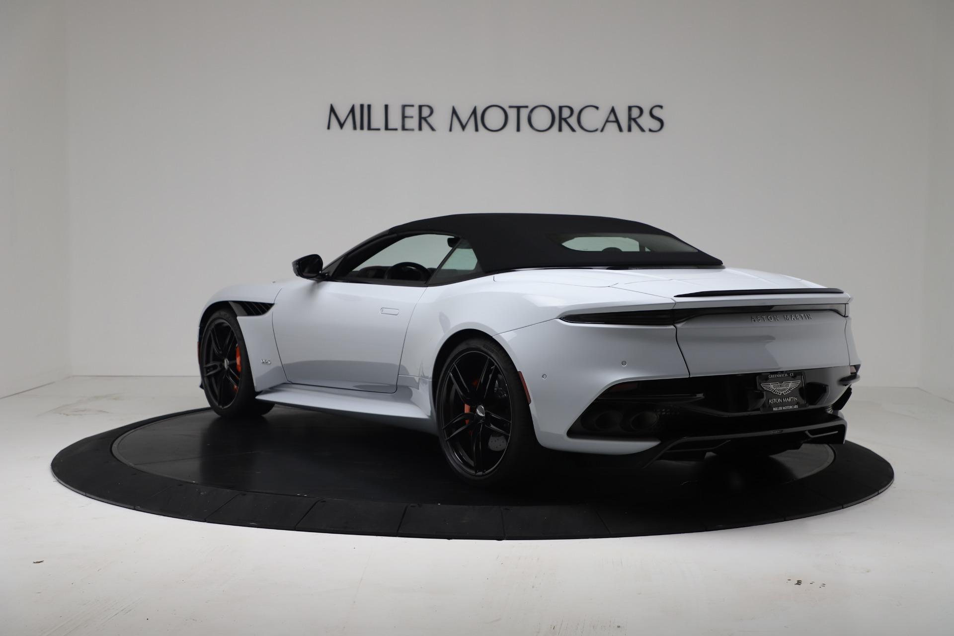 New 2020 Aston Martin DBS Superleggera Volante Convertible For Sale In Westport, CT 3484_p15