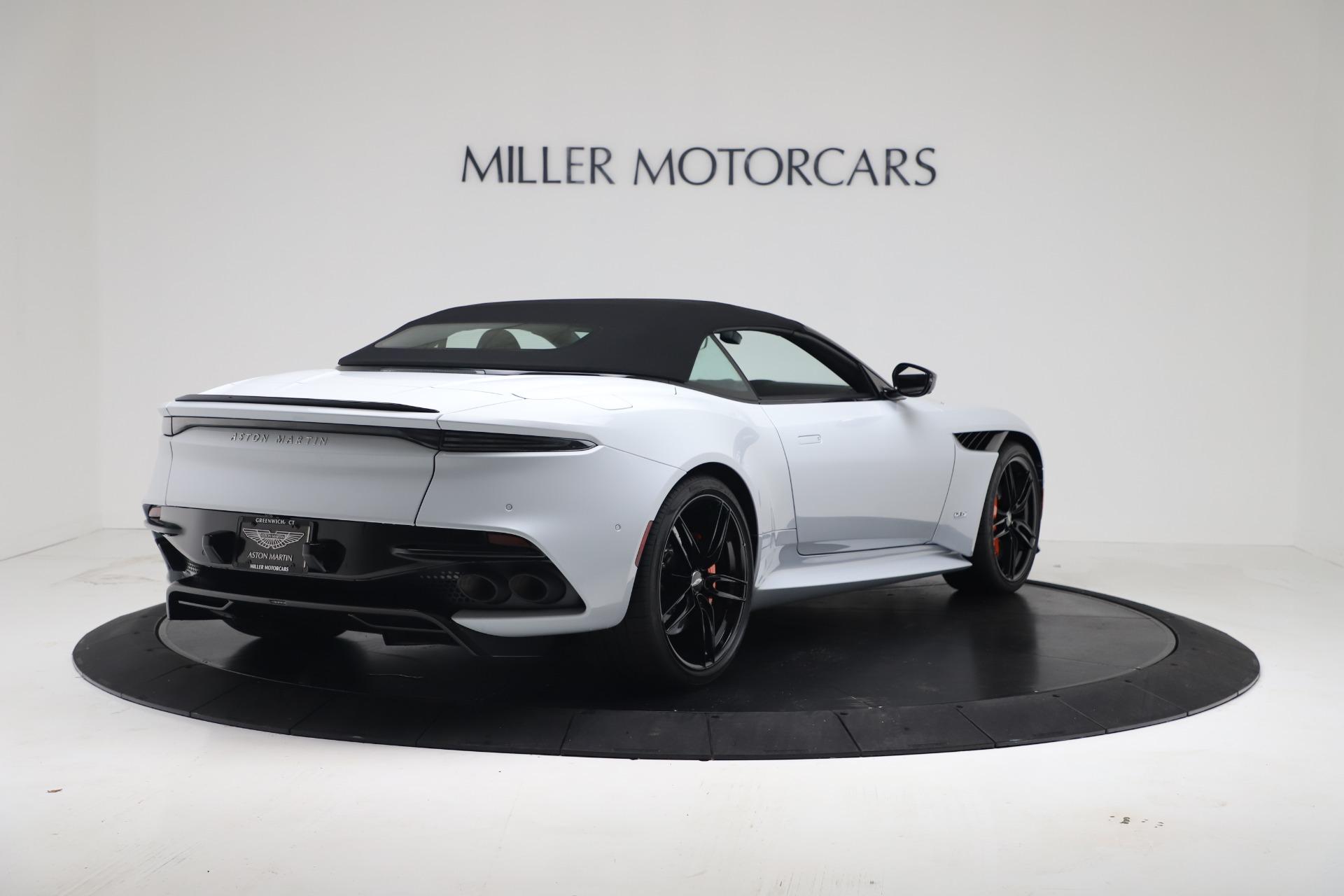 New 2020 Aston Martin DBS Superleggera Volante Convertible For Sale In Westport, CT 3484_p16