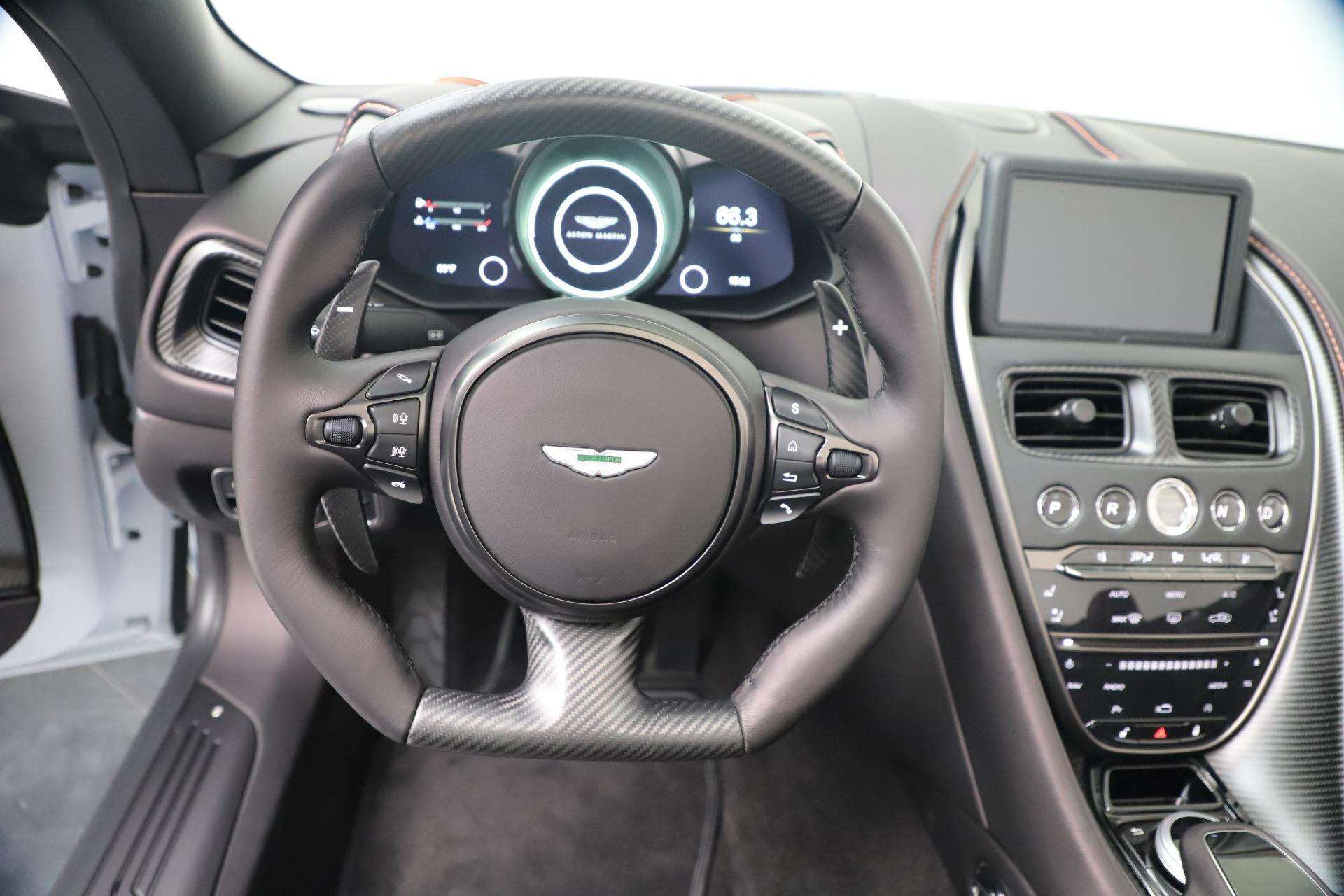 New 2020 Aston Martin DBS Superleggera Volante Convertible For Sale In Westport, CT 3484_p21
