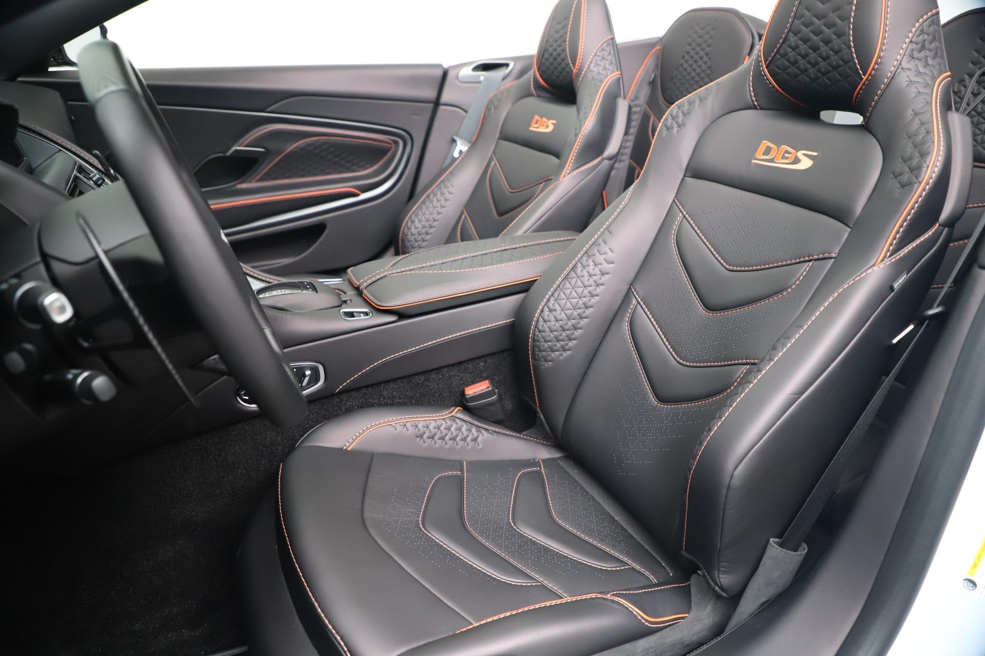 New 2020 Aston Martin DBS Superleggera Volante Convertible For Sale In Westport, CT 3484_p22