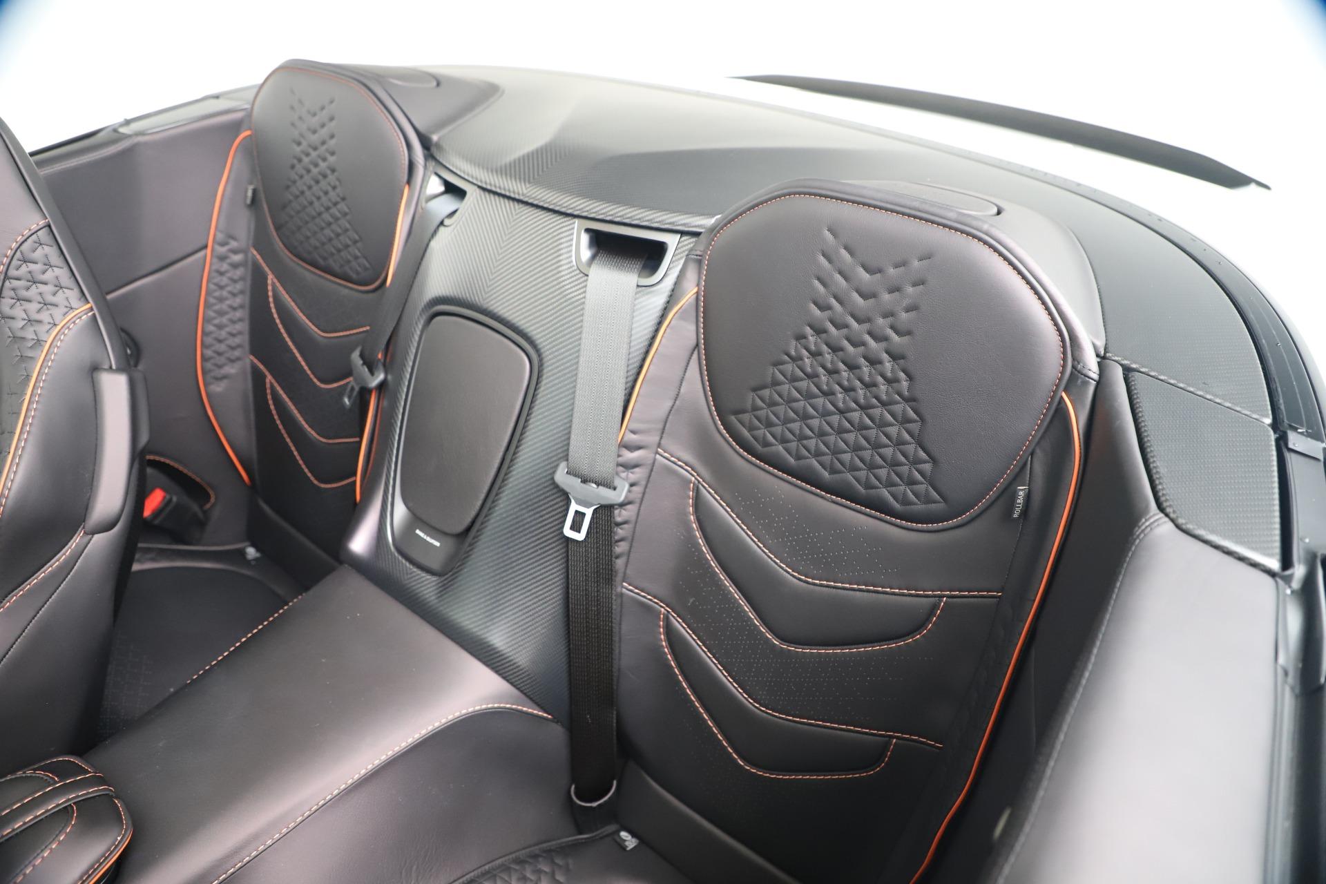 New 2020 Aston Martin DBS Superleggera Volante Convertible For Sale In Westport, CT 3484_p24