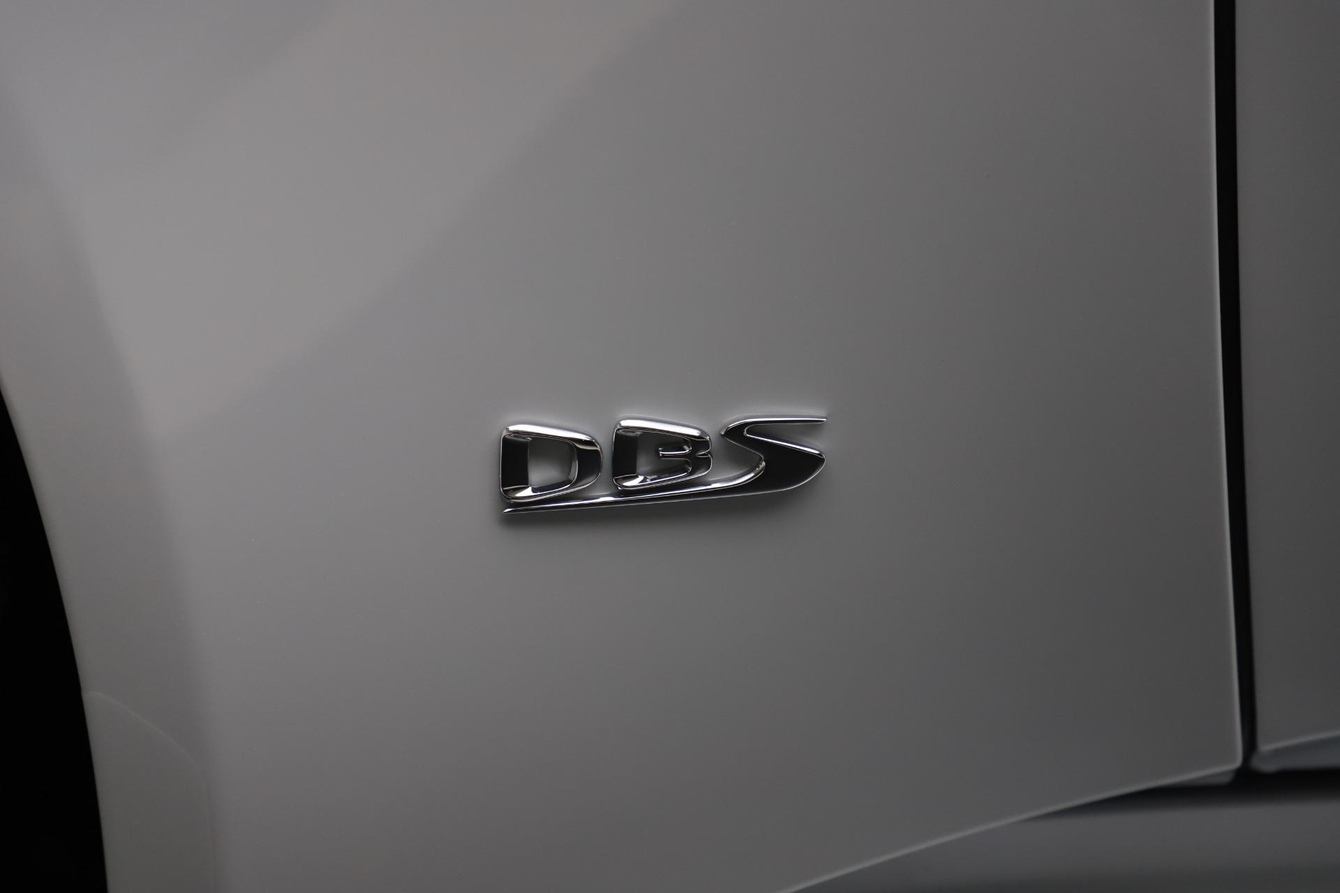 New 2020 Aston Martin DBS Superleggera Volante Convertible For Sale In Westport, CT 3484_p35
