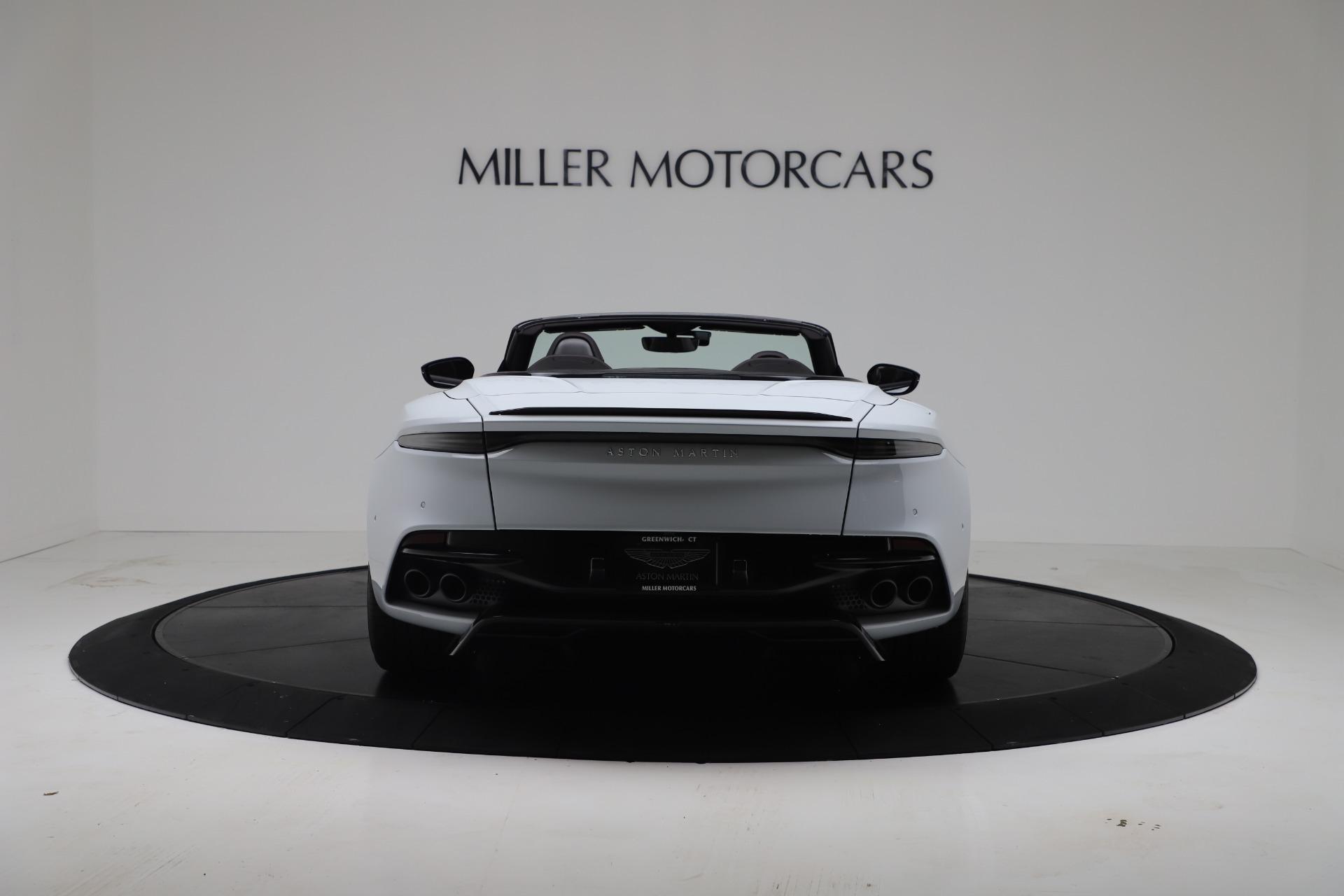 New 2020 Aston Martin DBS Superleggera Volante Convertible For Sale In Westport, CT 3484_p5