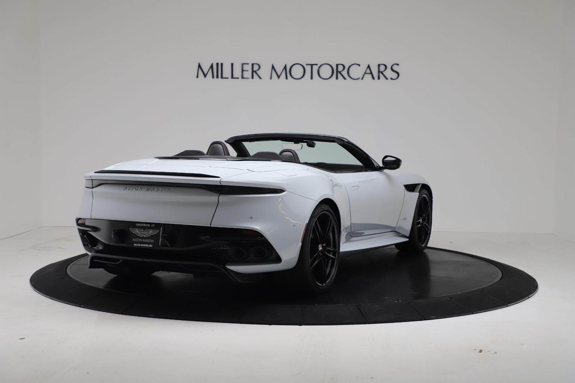 New 2020 Aston Martin DBS Superleggera Volante Convertible For Sale In Westport, CT 3484_p6