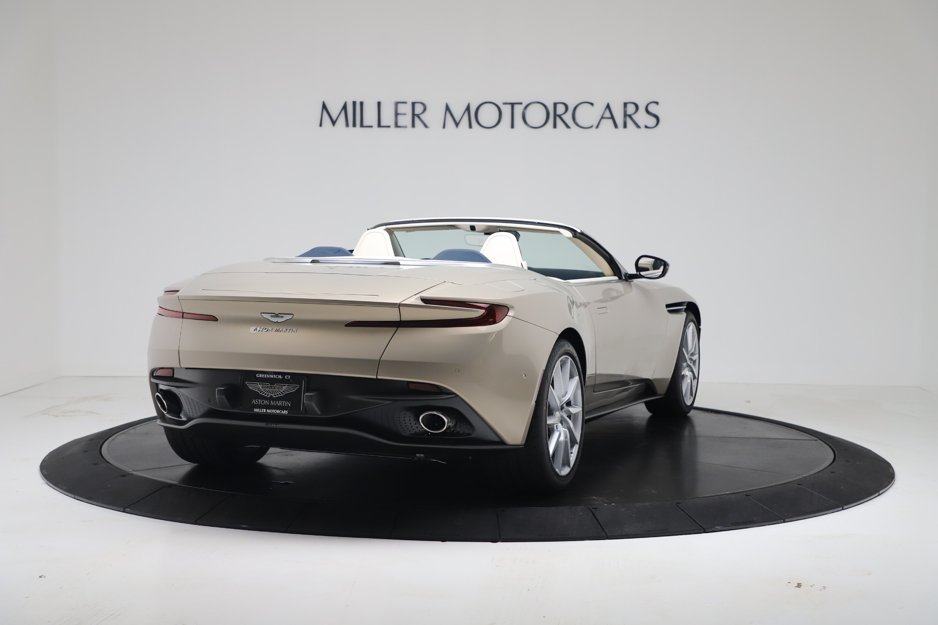 New 2020 Aston Martin DB11 V8 For Sale In Westport, CT 3485_p15
