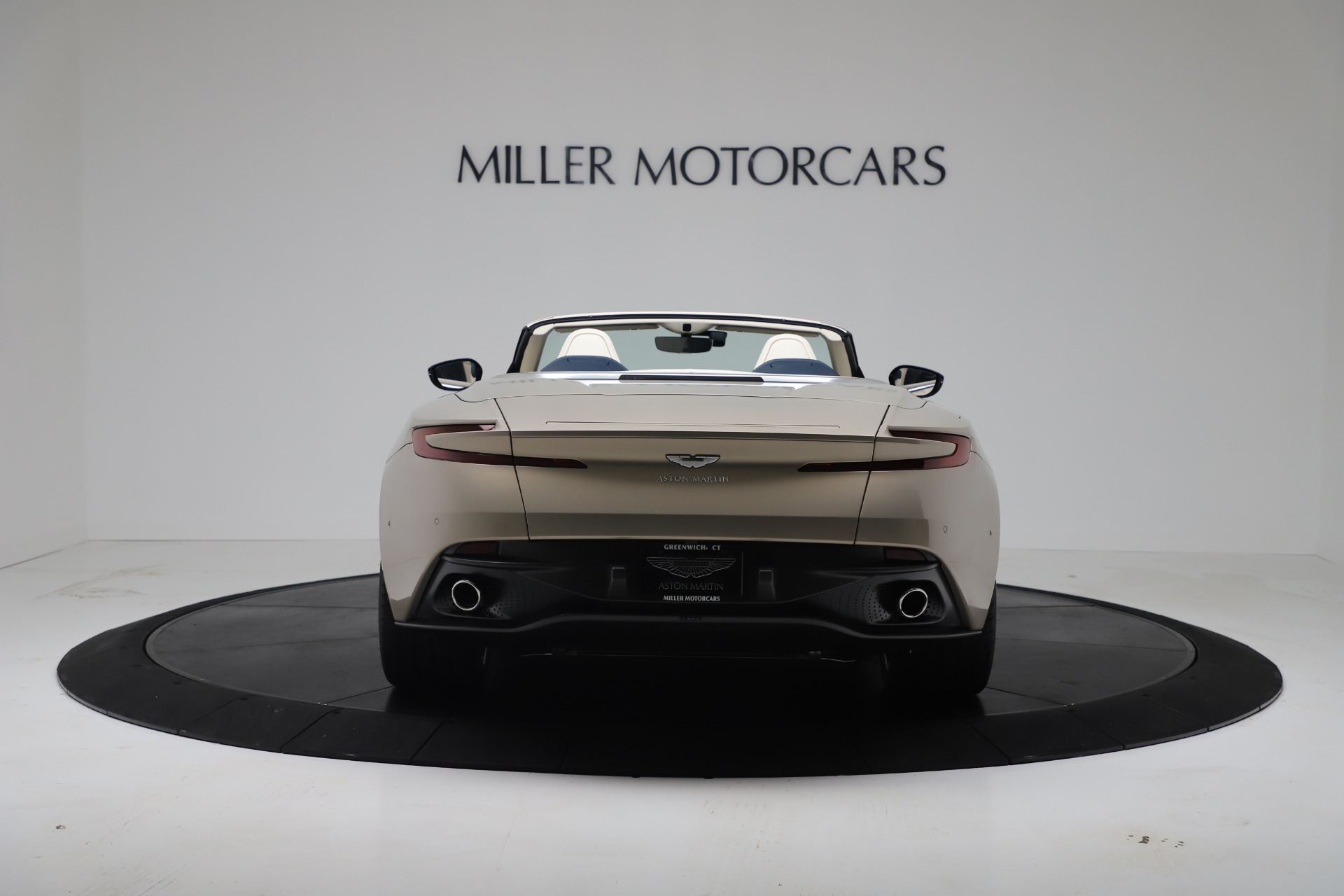New 2020 Aston Martin DB11 V8 For Sale In Westport, CT 3485_p17