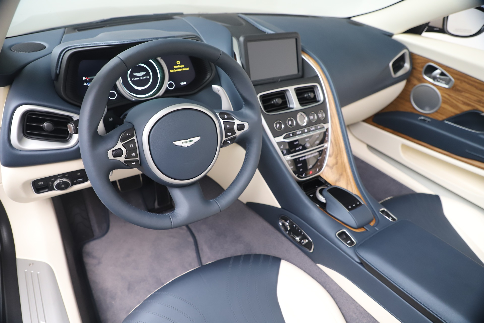 New 2020 Aston Martin DB11 V8 For Sale In Westport, CT 3485_p38