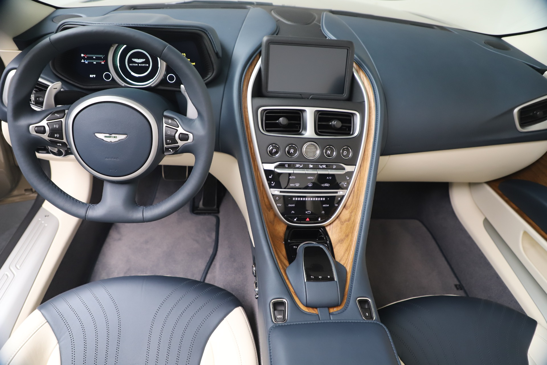 New 2020 Aston Martin DB11 V8 For Sale In Westport, CT 3485_p46