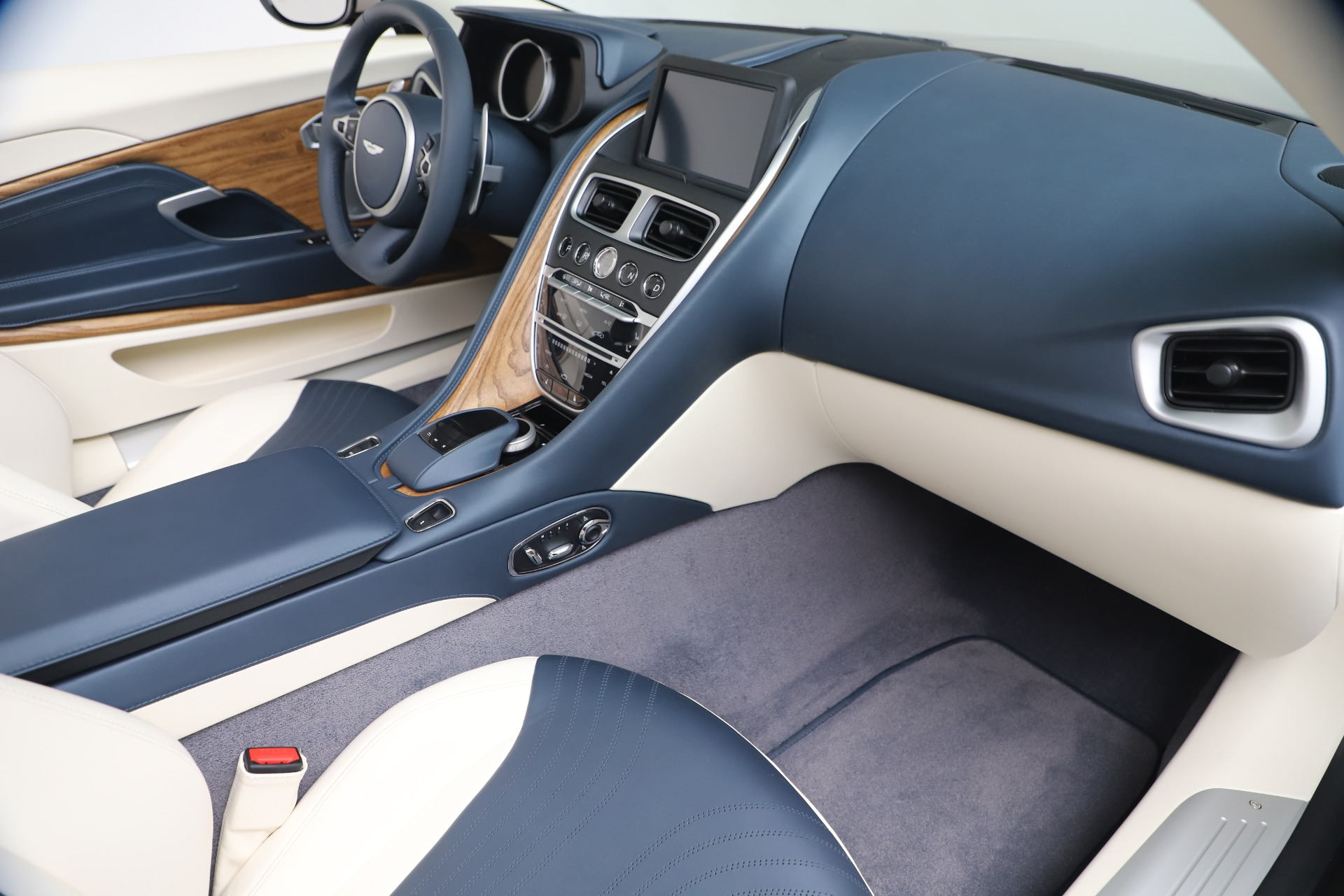 New 2020 Aston Martin DB11 V8 For Sale In Westport, CT 3485_p55