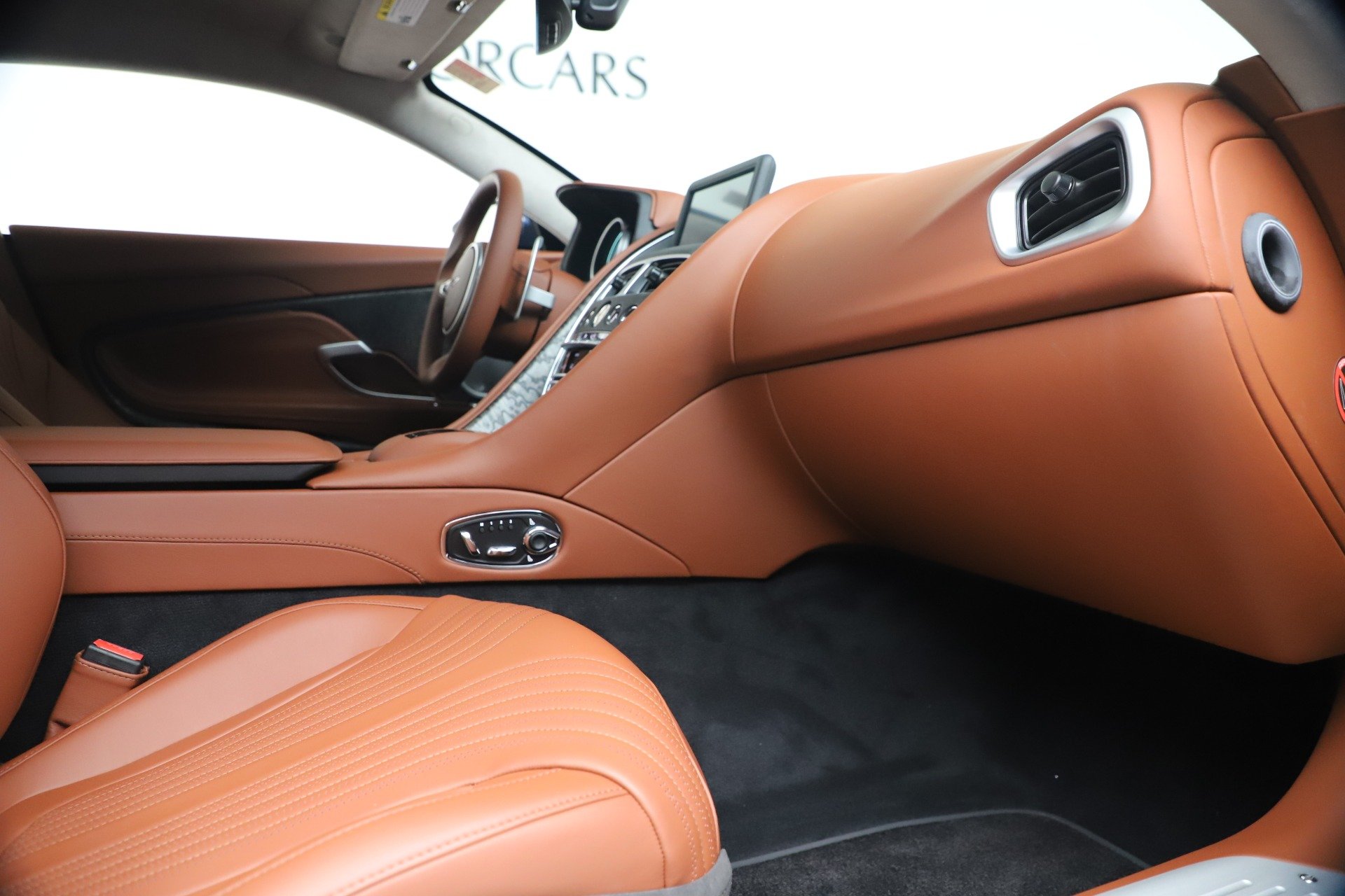 New 2020 Aston Martin DB11 V8 For Sale In Westport, CT 3486_p21