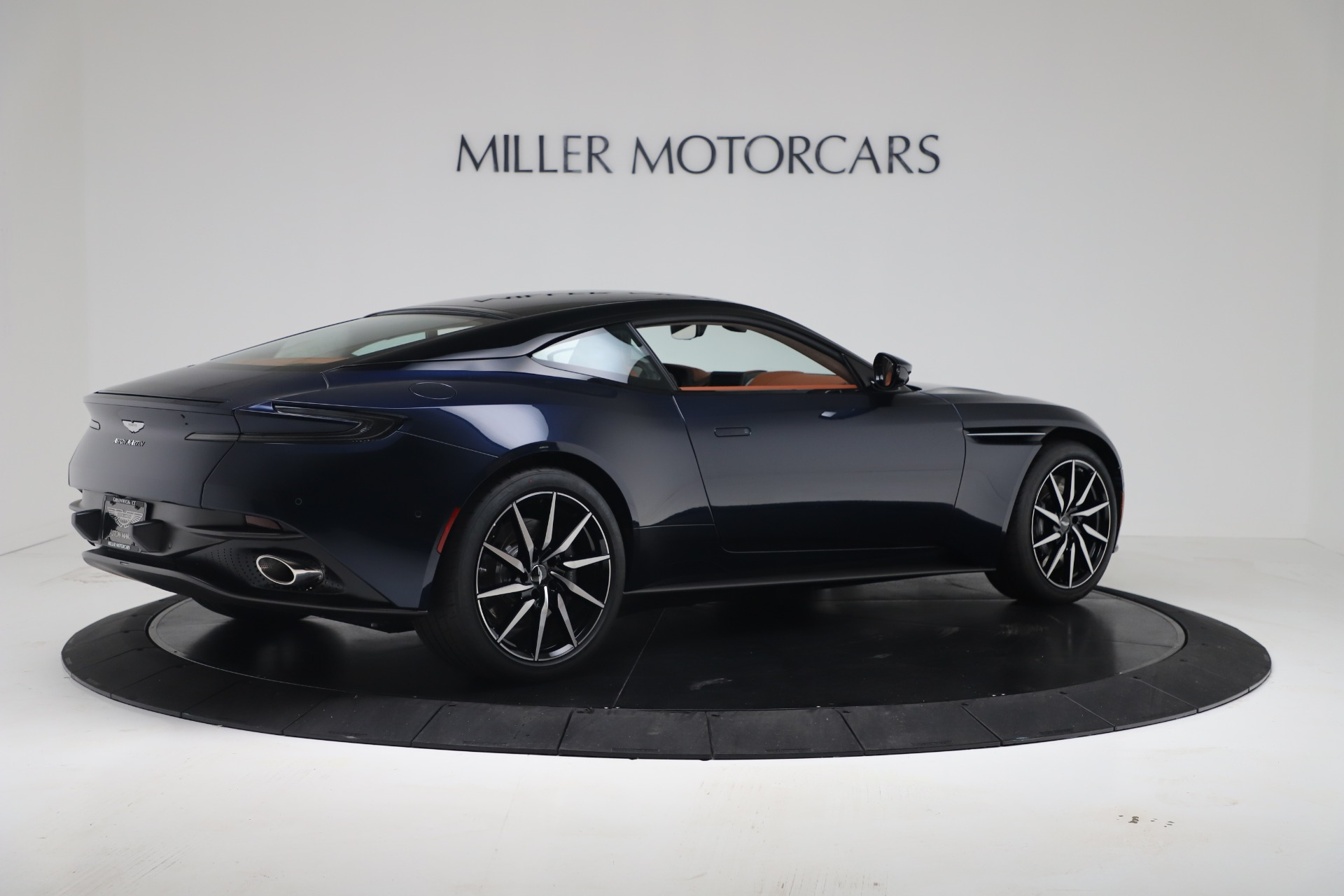 New 2020 Aston Martin DB11 V8 For Sale In Westport, CT 3486_p7