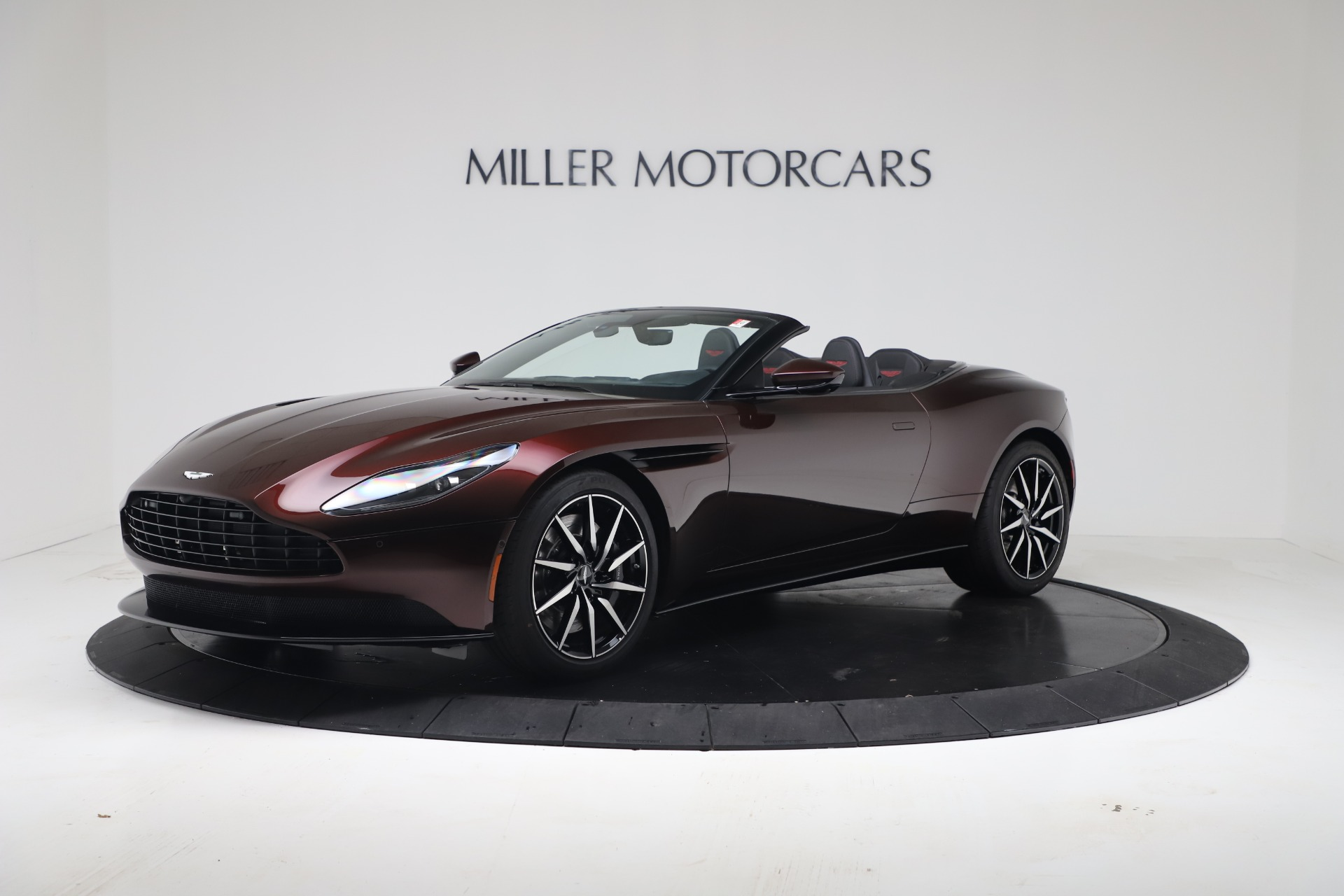 New 2020 Aston Martin DB11 V8 For Sale In Westport, CT 3487_main