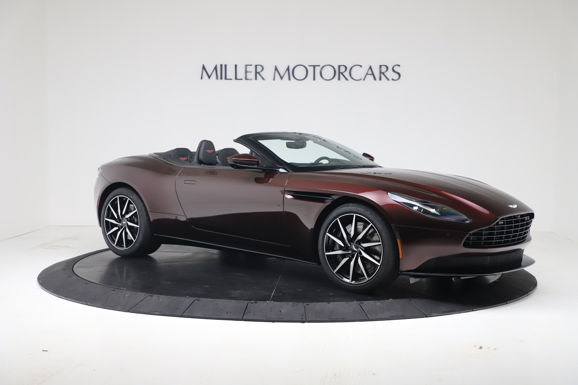 New 2020 Aston Martin DB11 V8 For Sale In Westport, CT 3487_p12