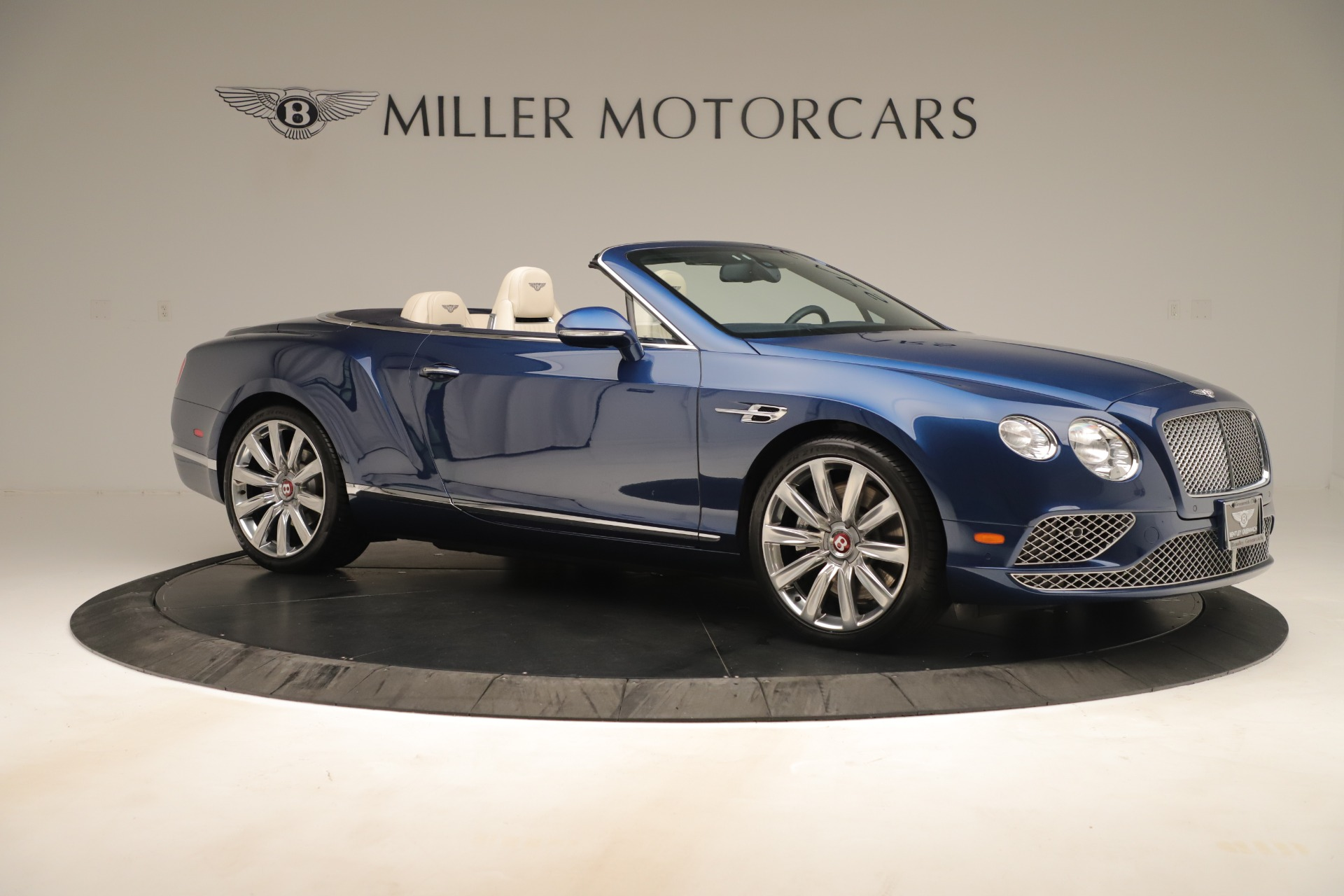 Used 2017 Bentley Continental GT V8 For Sale In Westport, CT 3488_p10