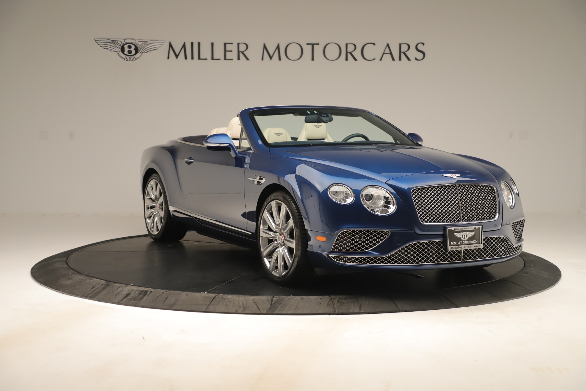 Used 2017 Bentley Continental GT V8 For Sale In Westport, CT 3488_p11