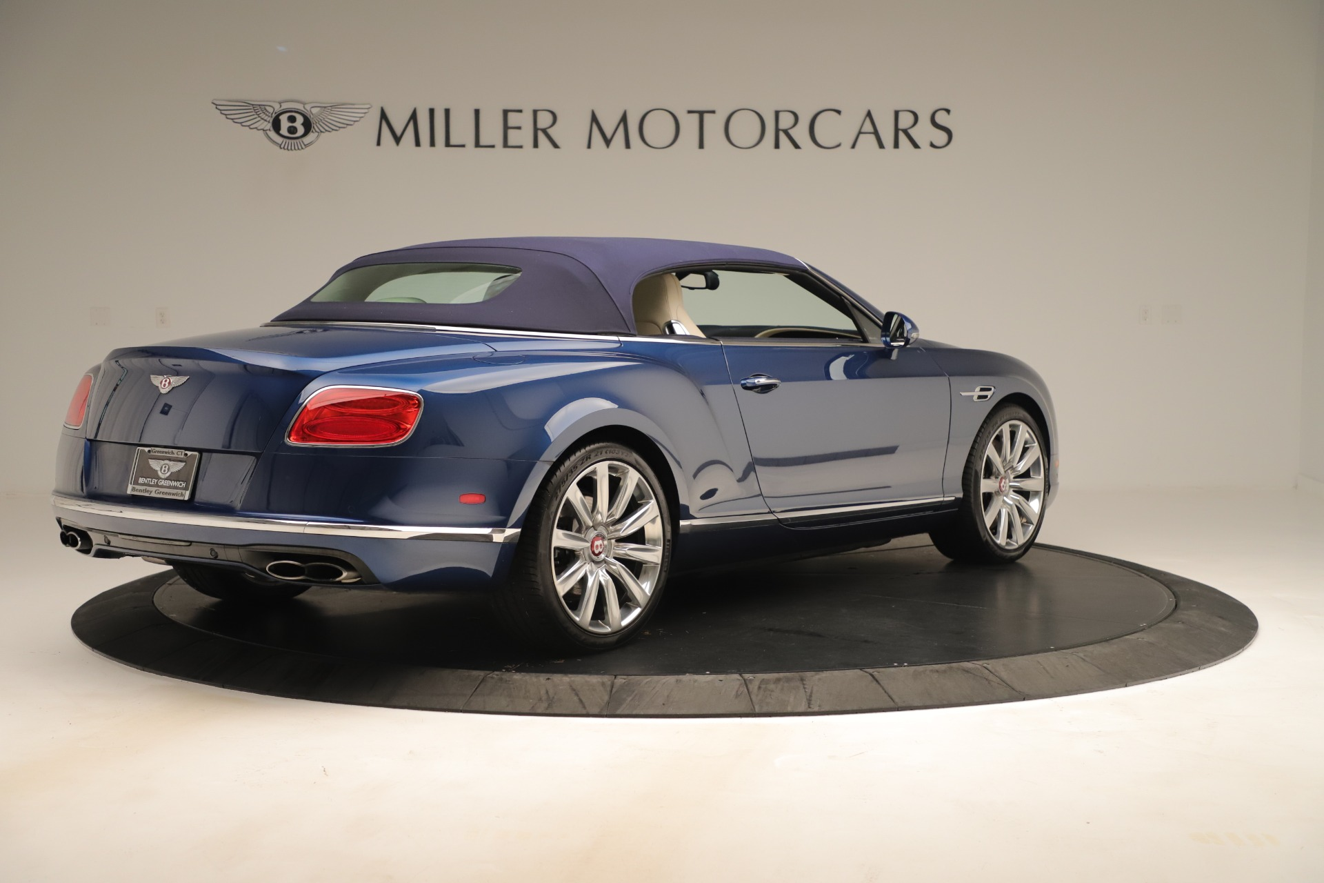 Used 2017 Bentley Continental GT V8 For Sale In Westport, CT 3488_p16