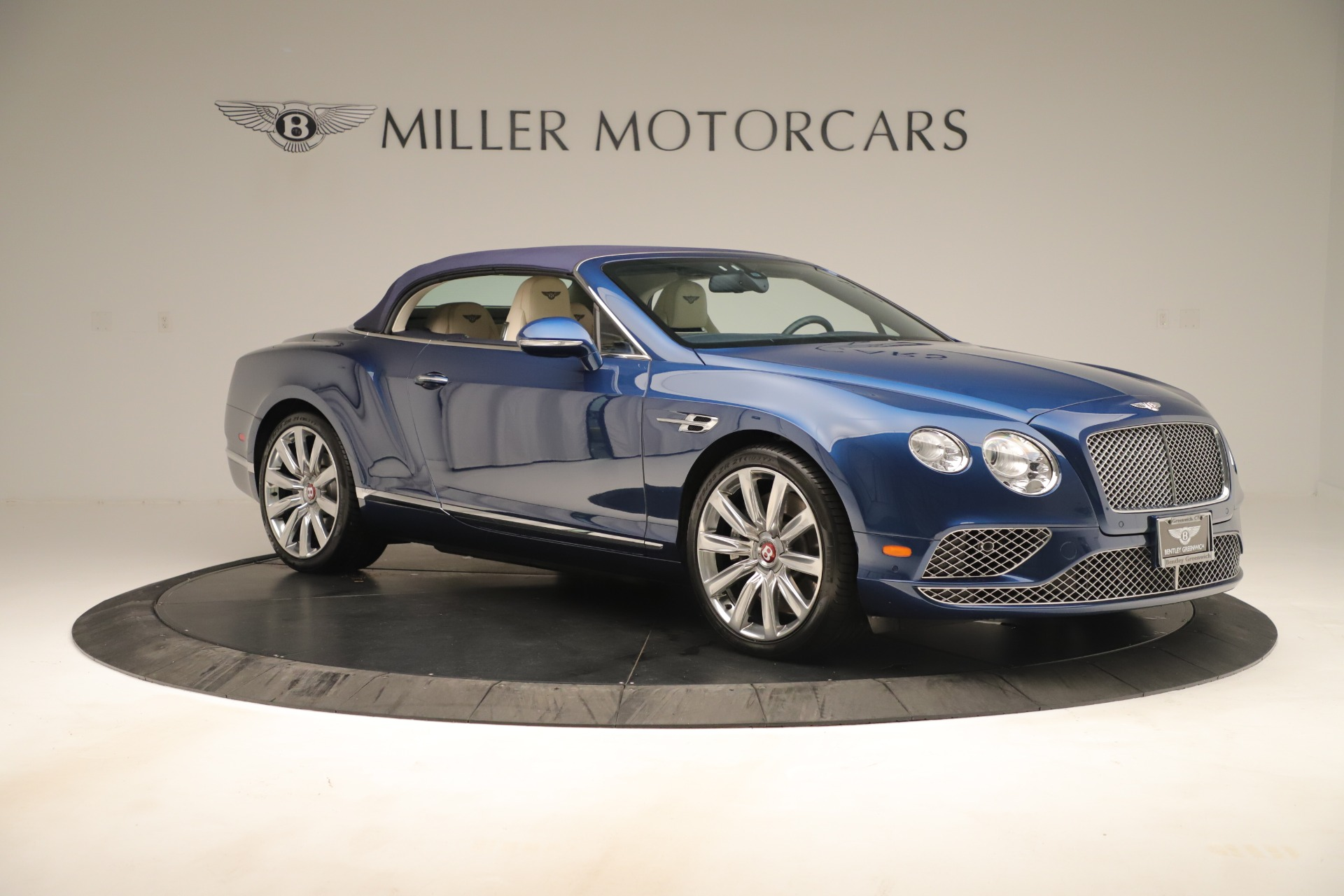Used 2017 Bentley Continental GT V8 For Sale In Westport, CT 3488_p19