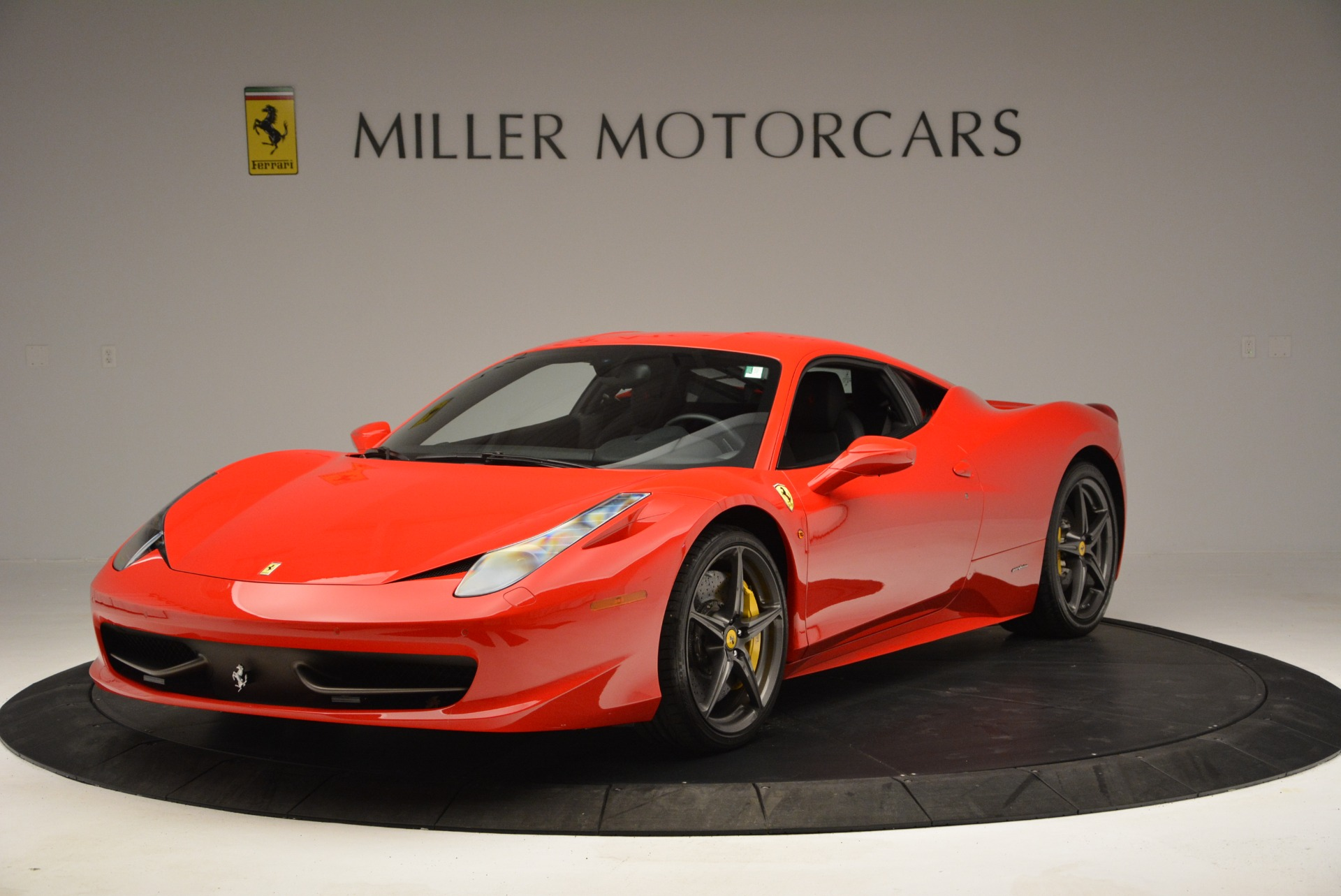 Used 2013 Ferrari 458 Italia  For Sale In Westport, CT