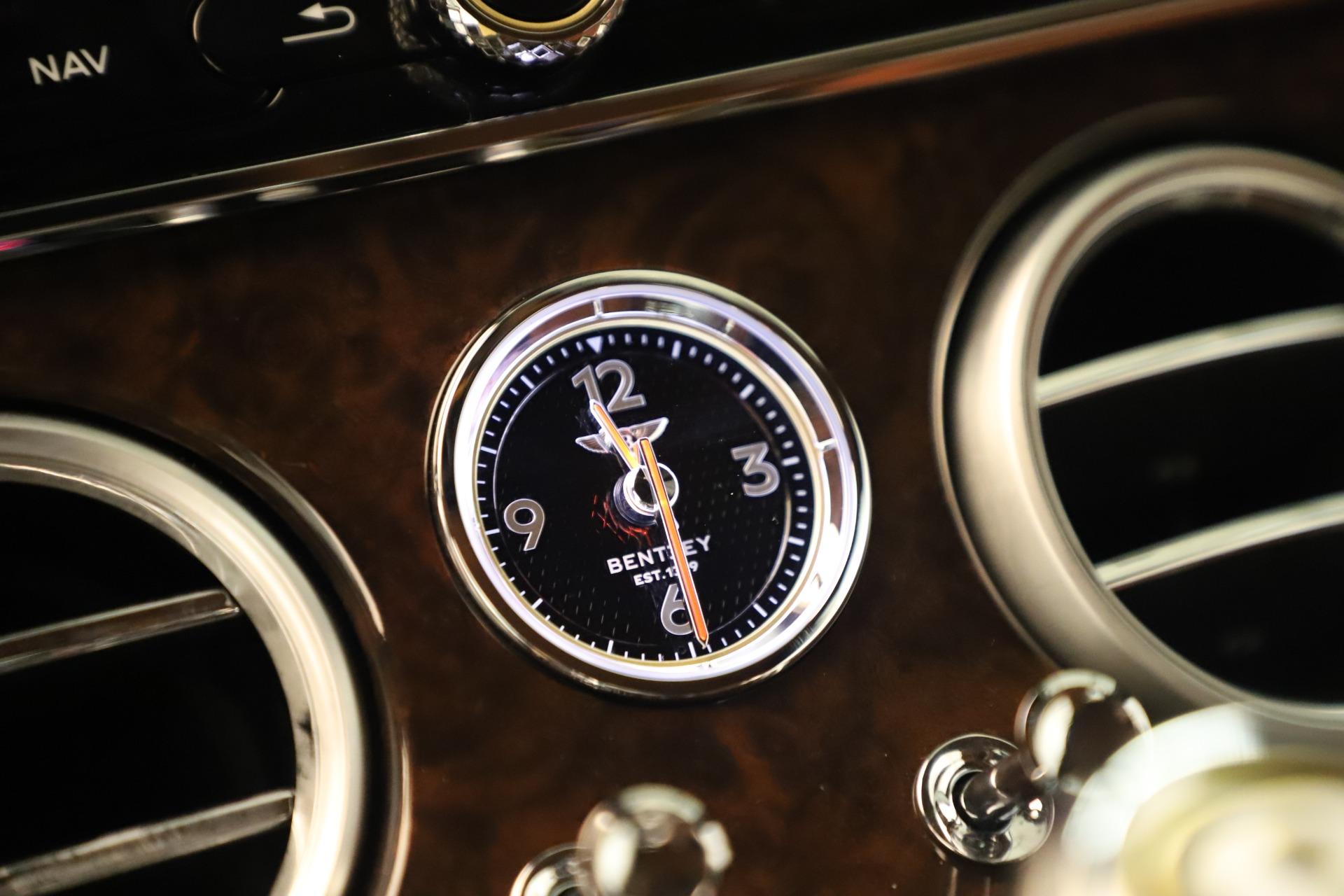 New 2020 Bentley Continental GT V8 For Sale In Westport, CT 3491_p23