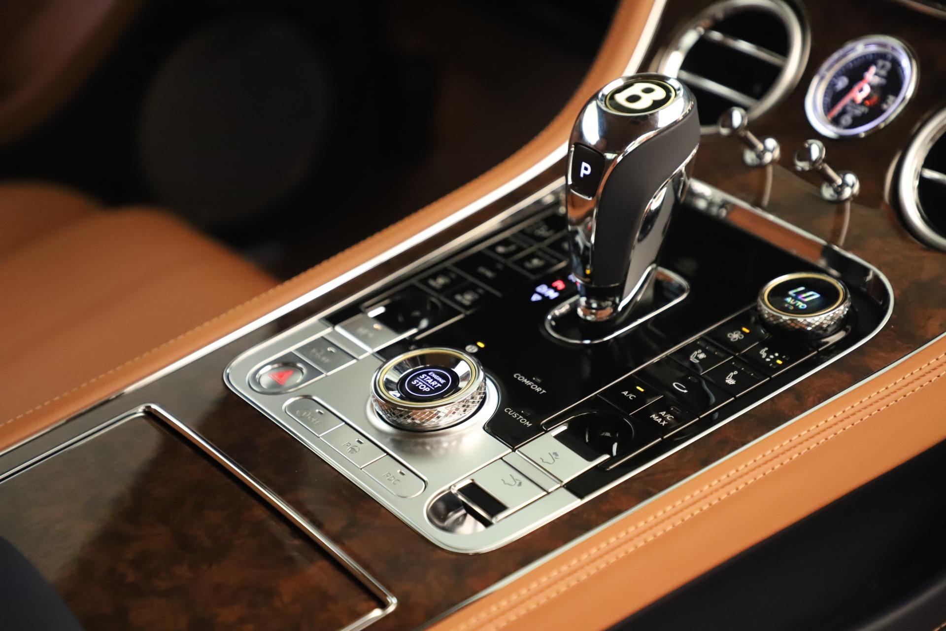 New 2020 Bentley Continental GT V8 For Sale In Westport, CT 3491_p29