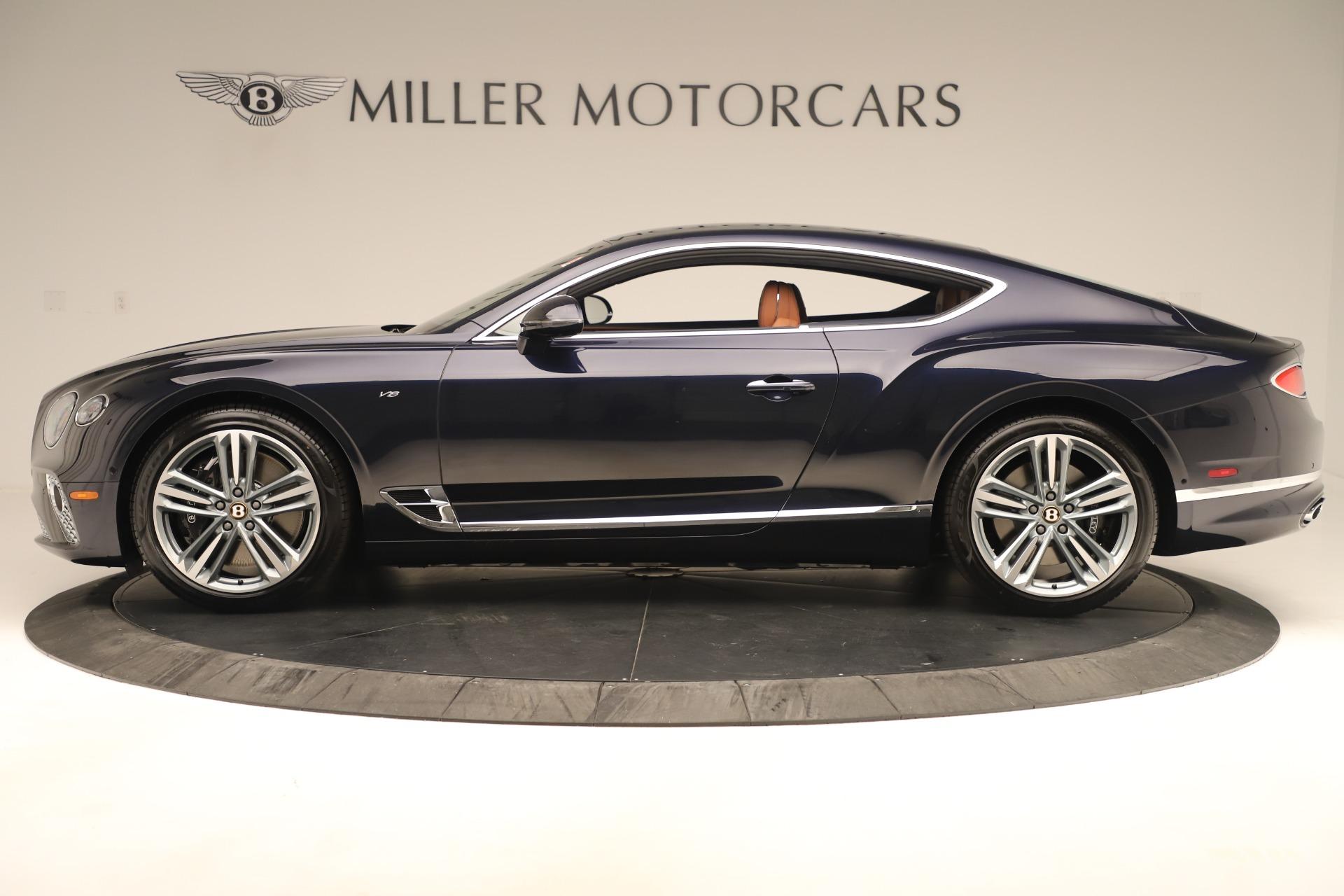 New 2020 Bentley Continental GT V8 For Sale In Westport, CT 3491_p3