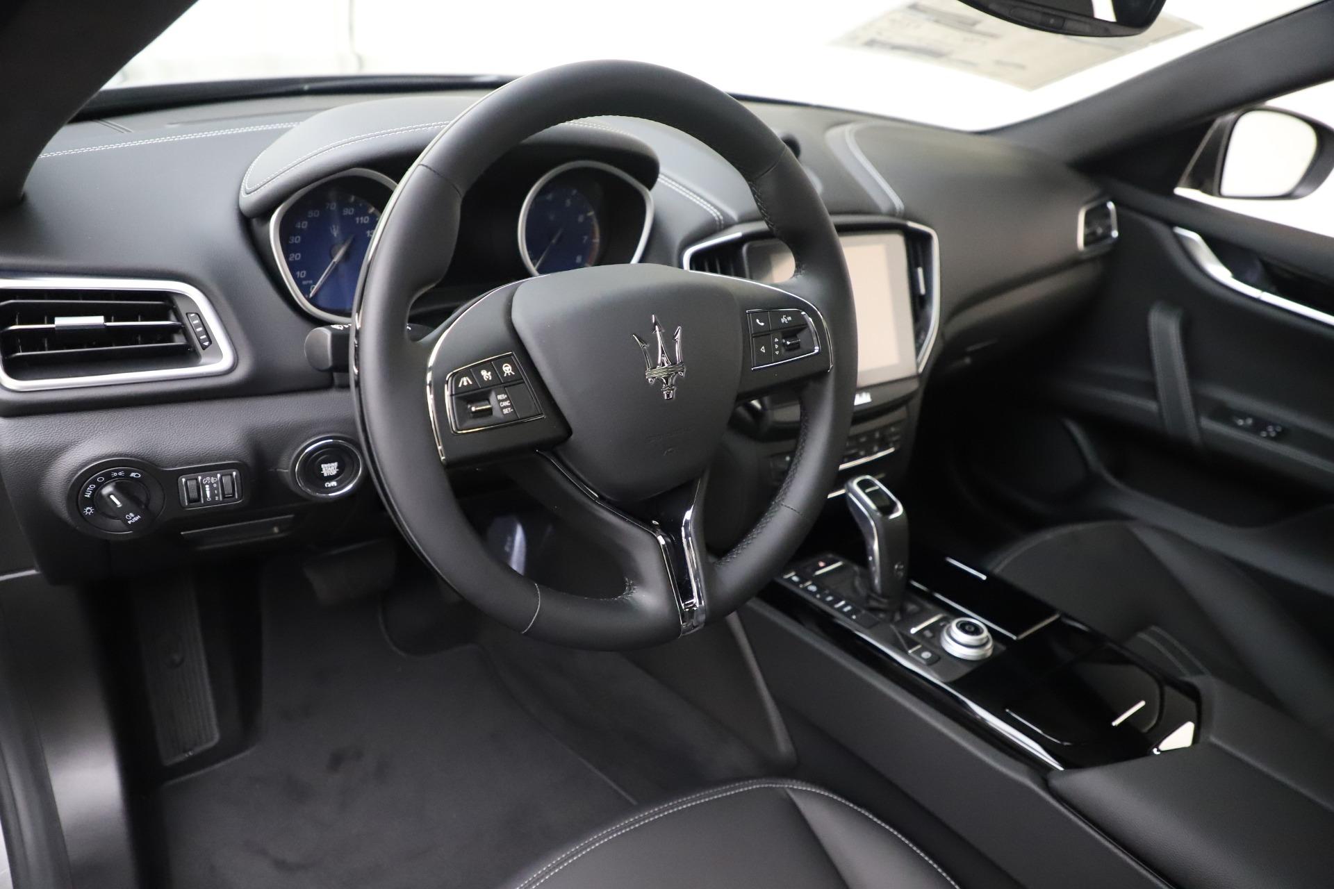 New 2019 Maserati Ghibli S Q4 For Sale In Westport, CT 3492_p13