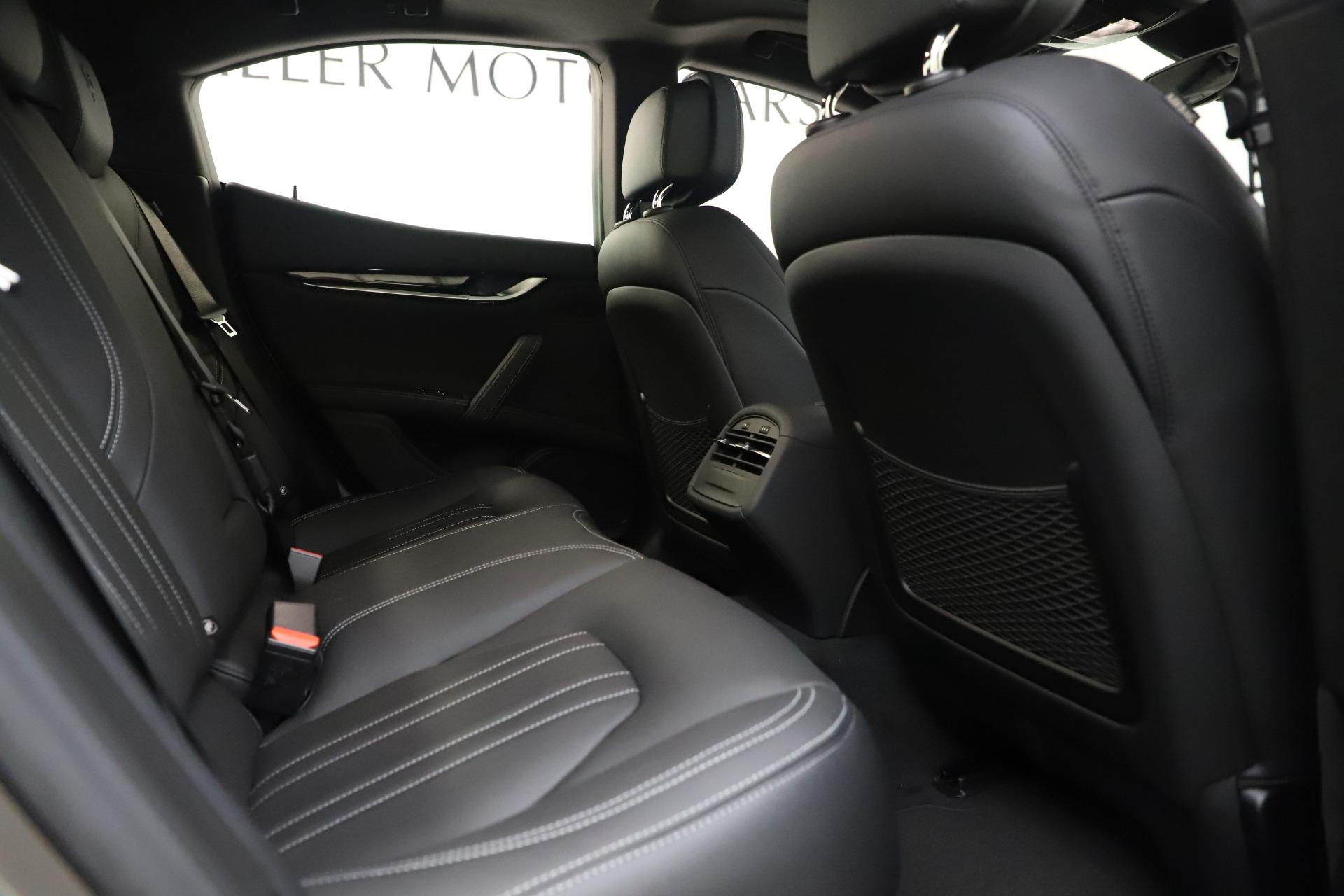 New 2019 Maserati Ghibli S Q4 For Sale In Westport, CT 3492_p26