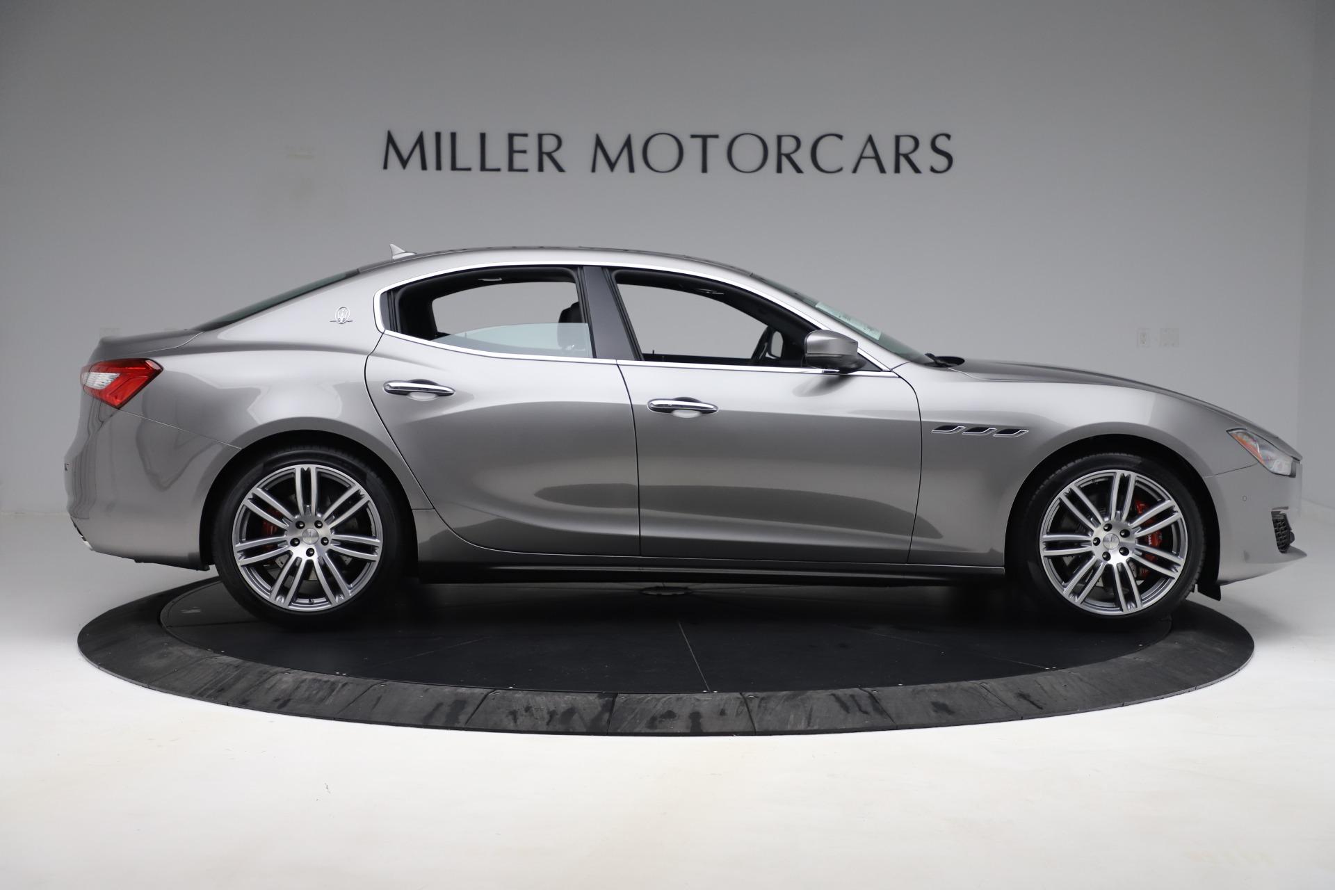 New 2019 Maserati Ghibli S Q4 For Sale In Westport, CT 3492_p9