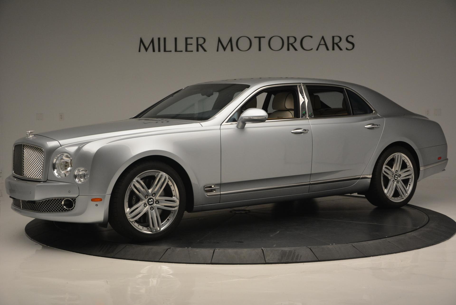 Used 2012 Bentley Mulsanne  For Sale In Westport, CT 35_p3