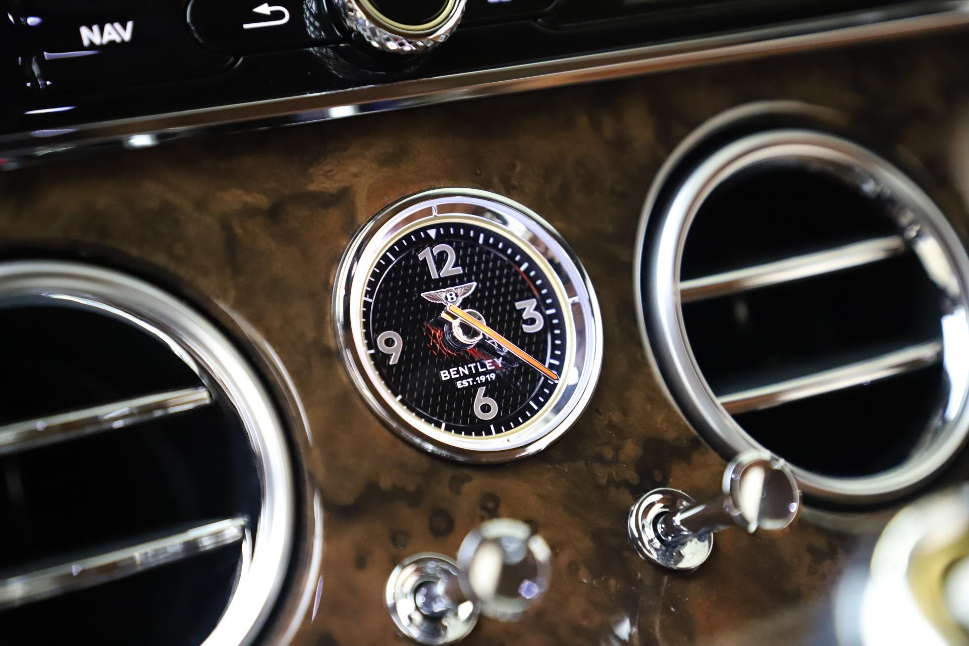 New 2020 Bentley Continental GT V8 For Sale In Westport, CT 3502_p22