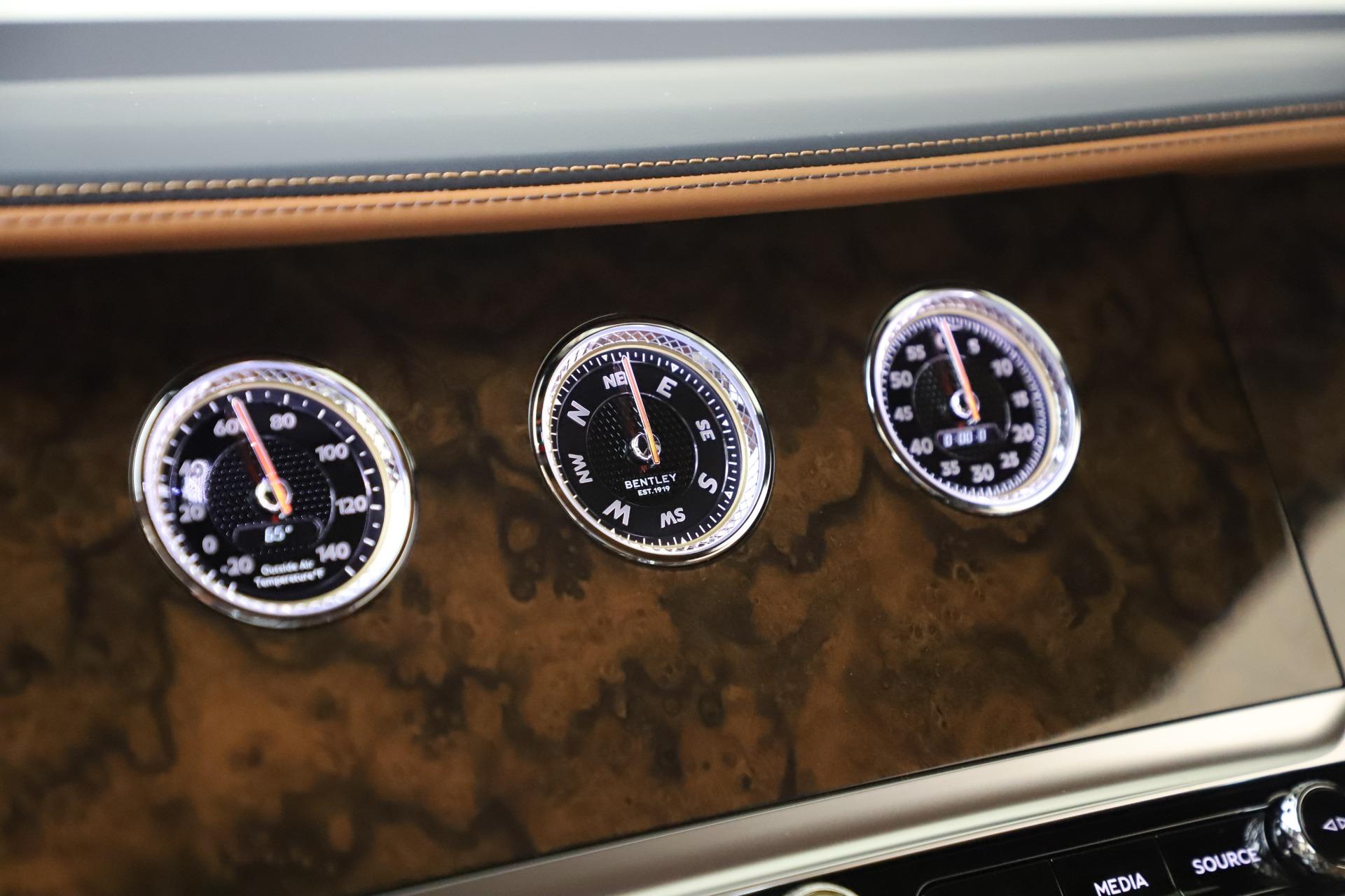 New 2020 Bentley Continental GT V8 For Sale In Westport, CT 3502_p23