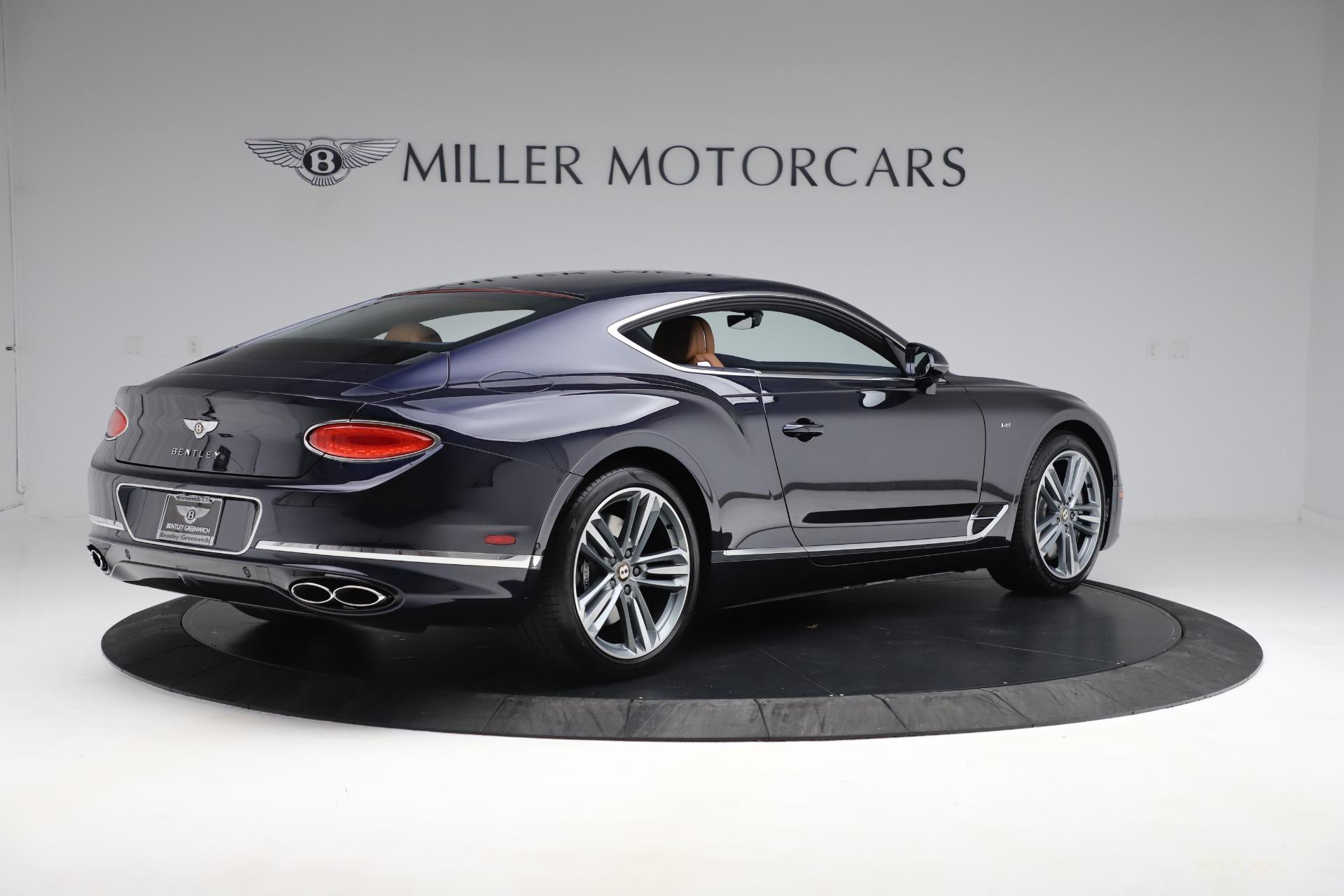 New 2020 Bentley Continental GT V8 For Sale In Westport, CT 3502_p8