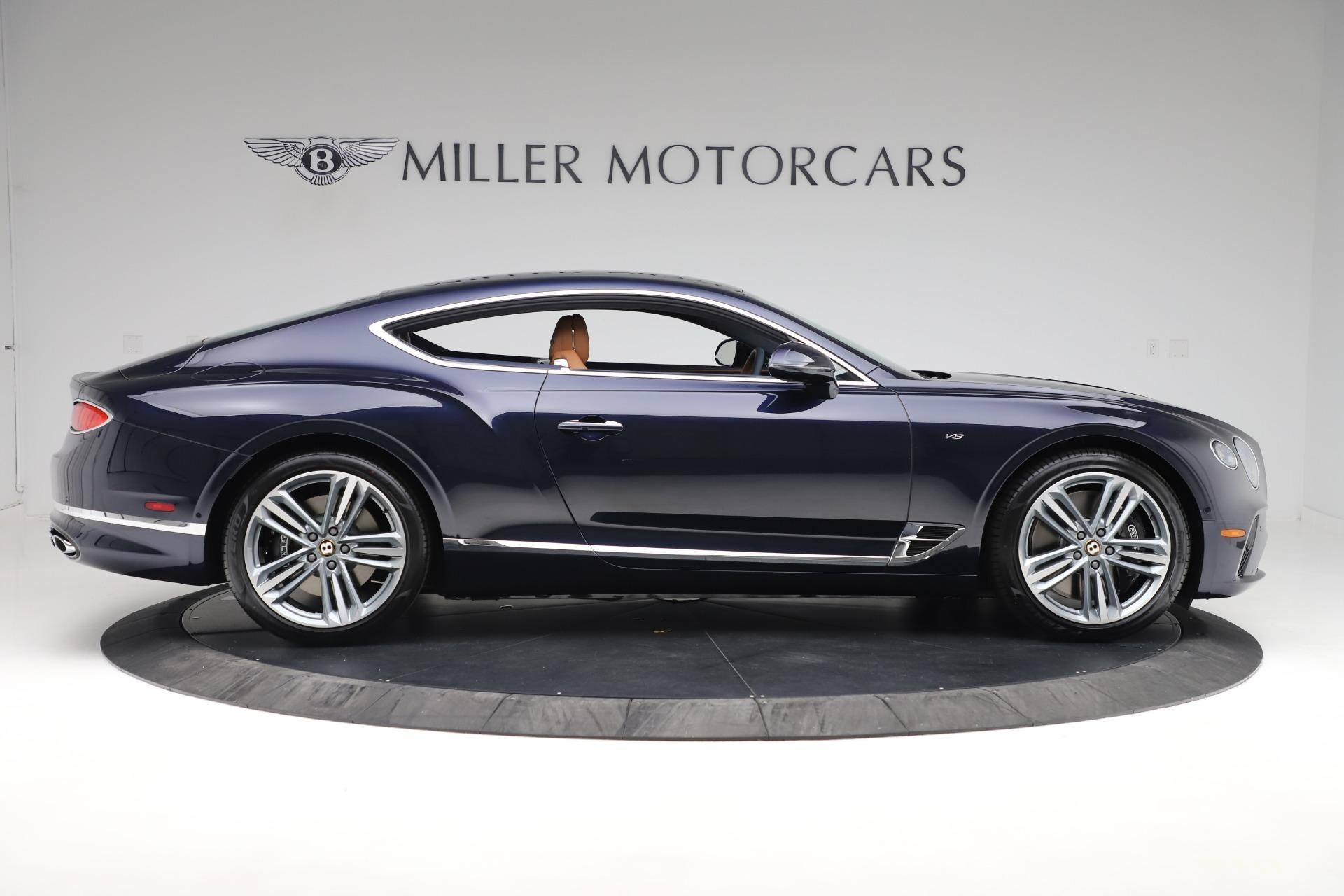 New 2020 Bentley Continental GT V8 For Sale In Westport, CT 3502_p9
