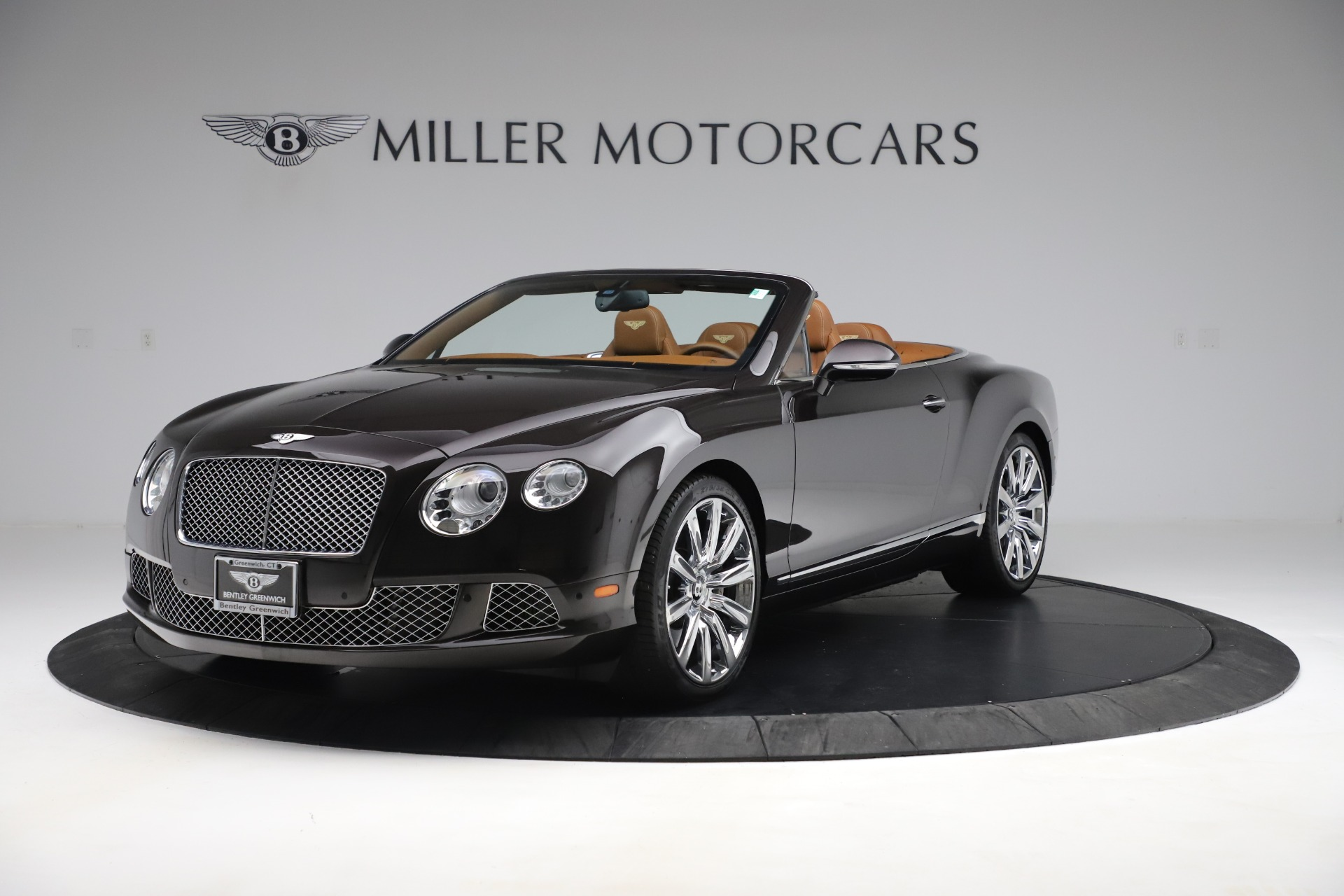 Used 2013 Bentley Continental GT W12 For Sale In Westport, CT 3505_main