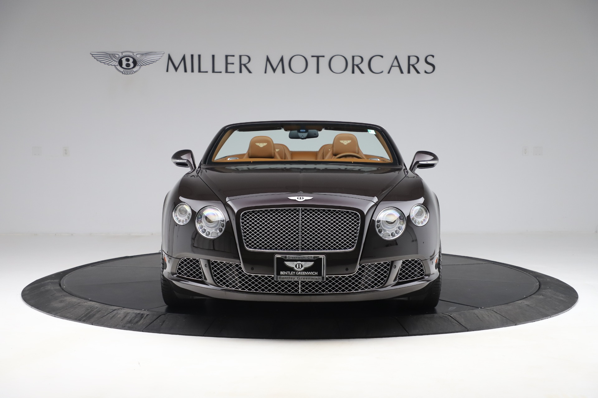 Used 2013 Bentley Continental GT W12 For Sale In Westport, CT 3505_p12