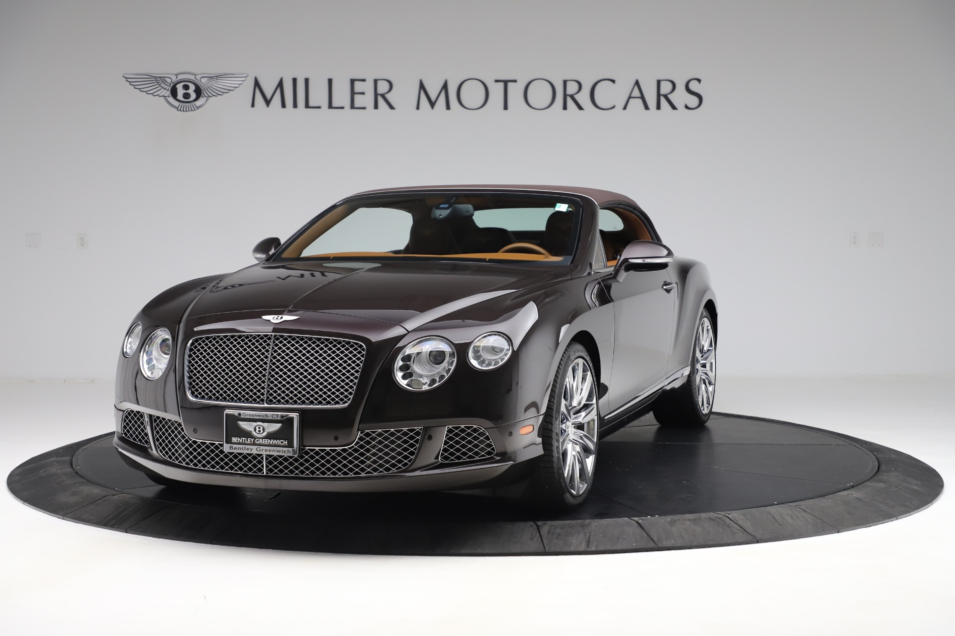 Used 2013 Bentley Continental GT W12 For Sale In Westport, CT 3505_p13