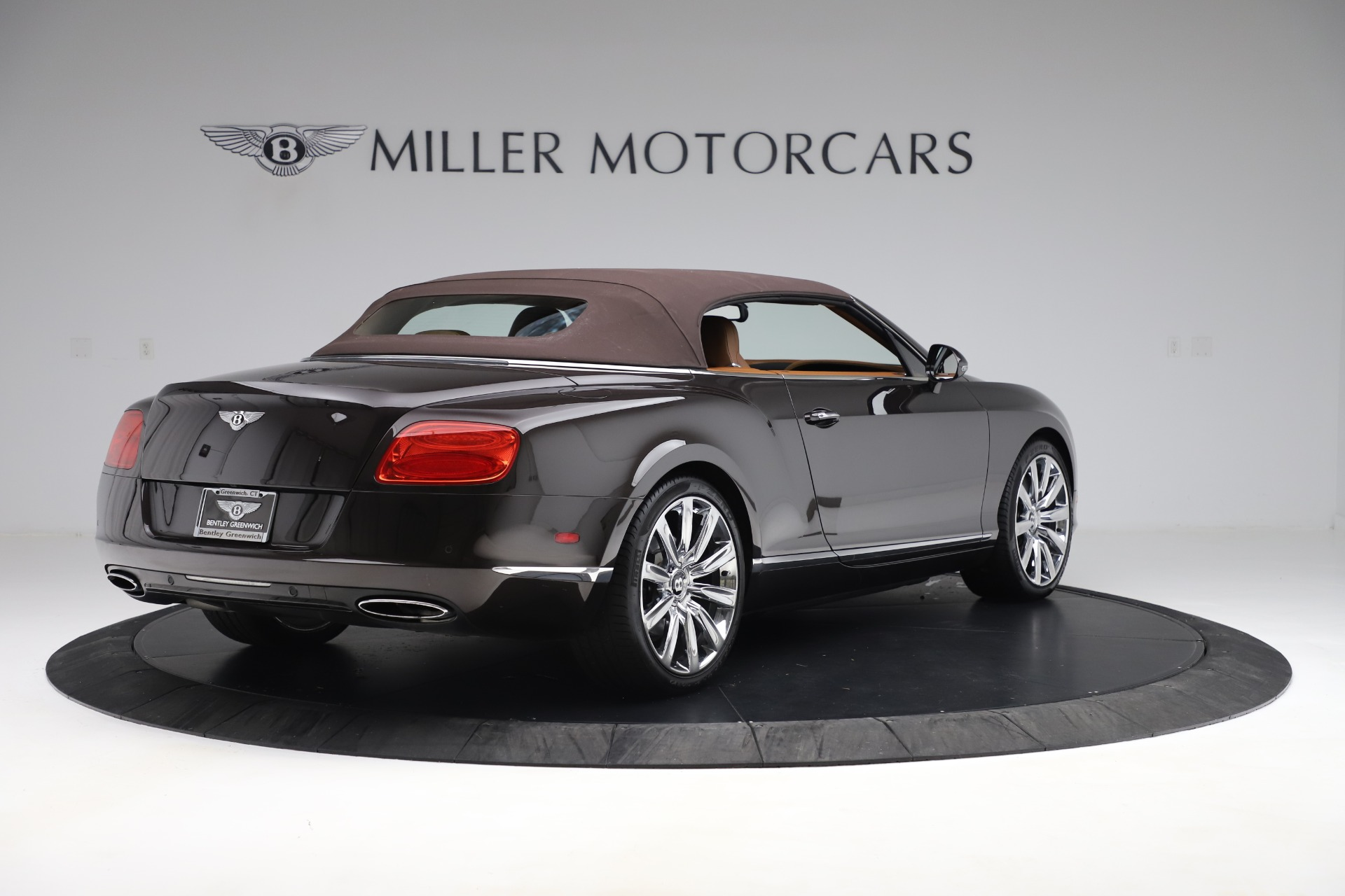 Used 2013 Bentley Continental GT W12 For Sale In Westport, CT 3505_p16