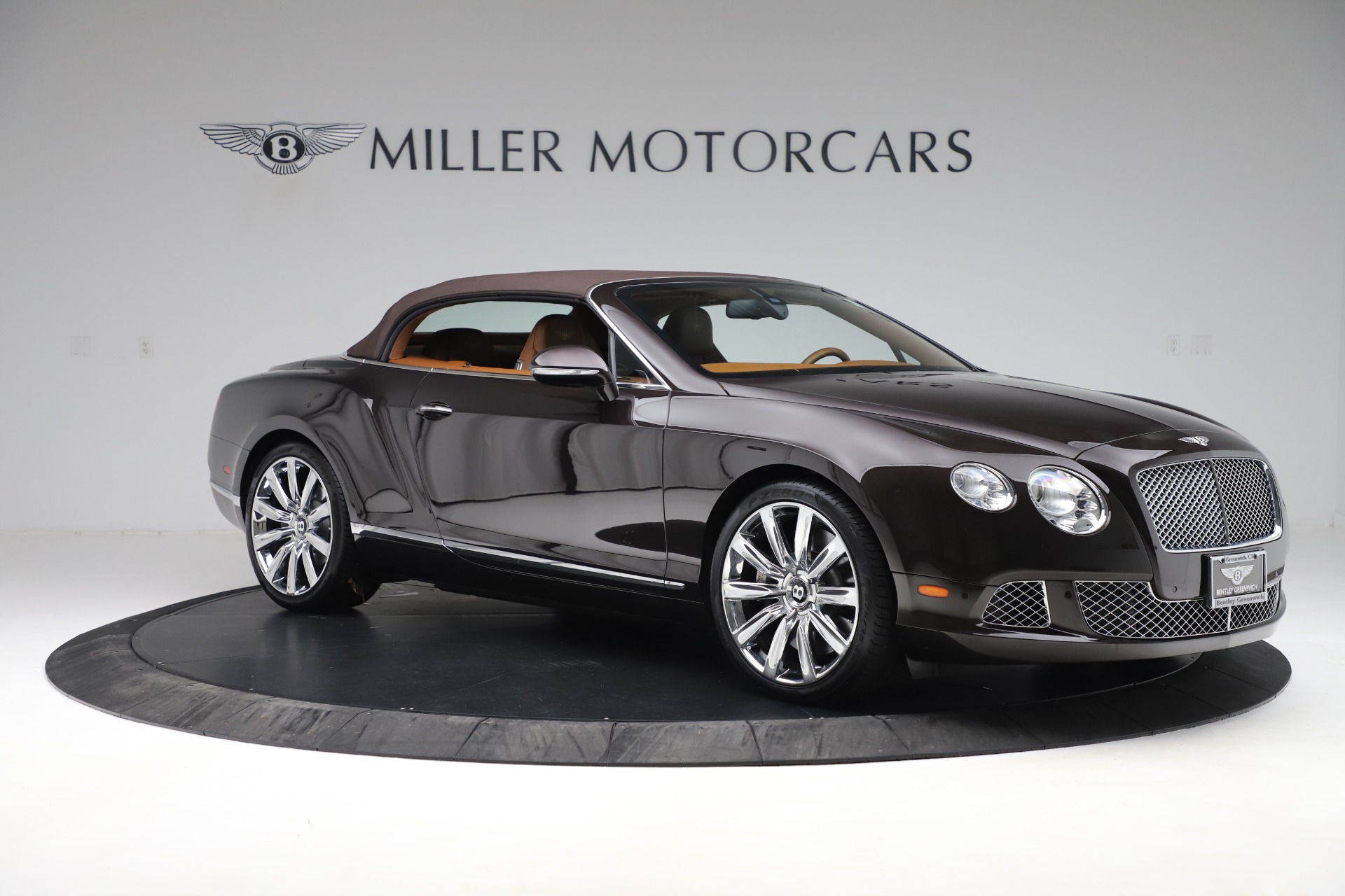 Used 2013 Bentley Continental GT W12 For Sale In Westport, CT 3505_p18