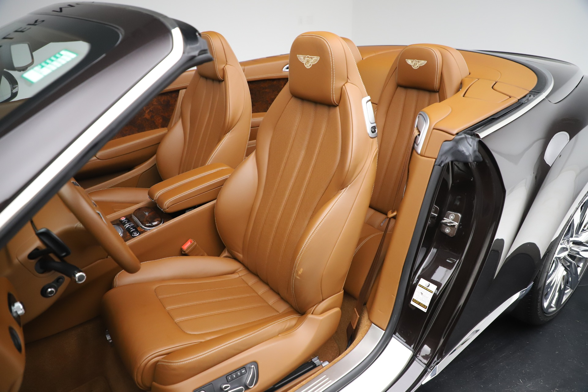 Used 2013 Bentley Continental GT W12 For Sale In Westport, CT 3505_p25