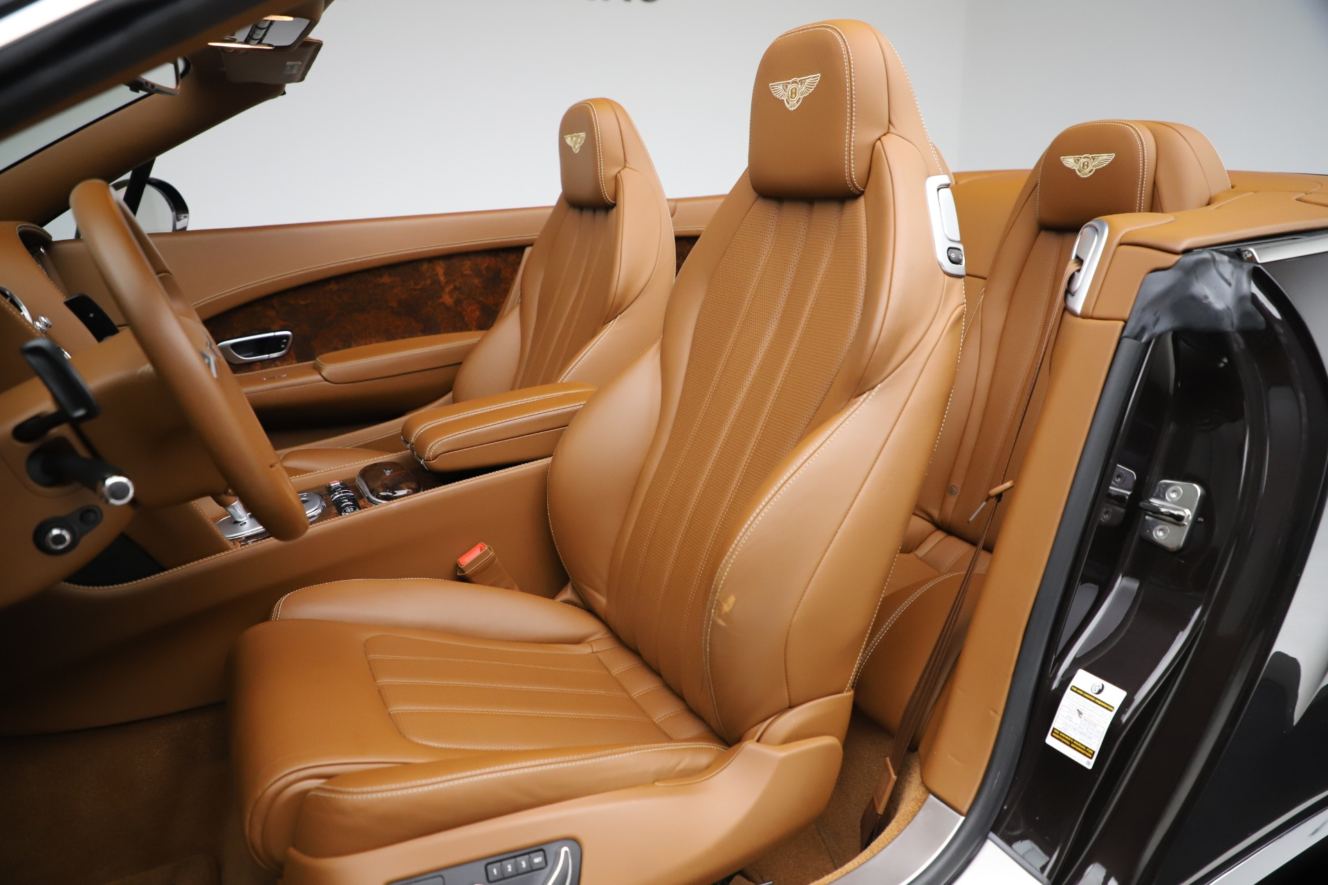 Used 2013 Bentley Continental GT W12 For Sale In Westport, CT 3505_p26