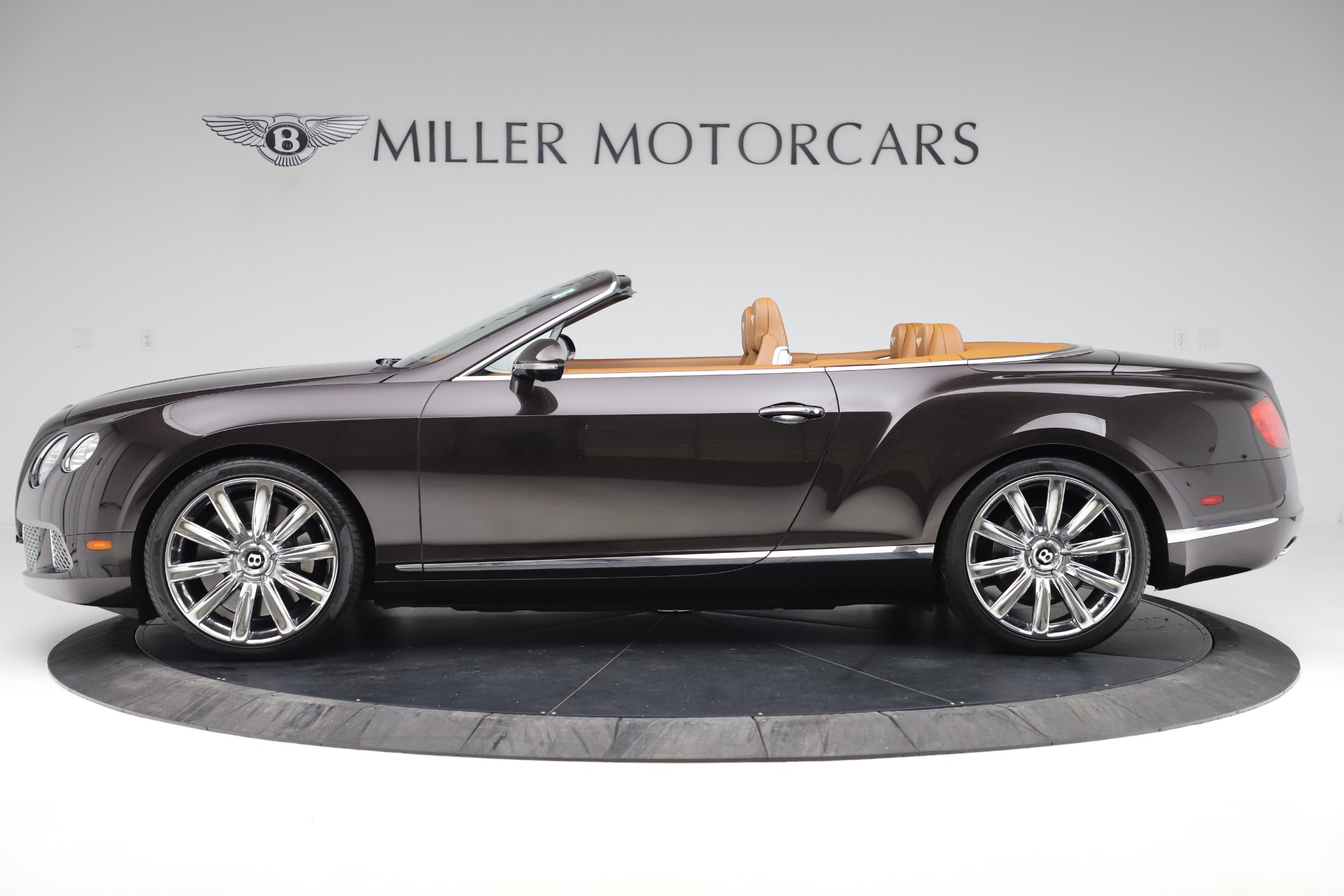 Used 2013 Bentley Continental GT W12 For Sale In Westport, CT 3505_p3